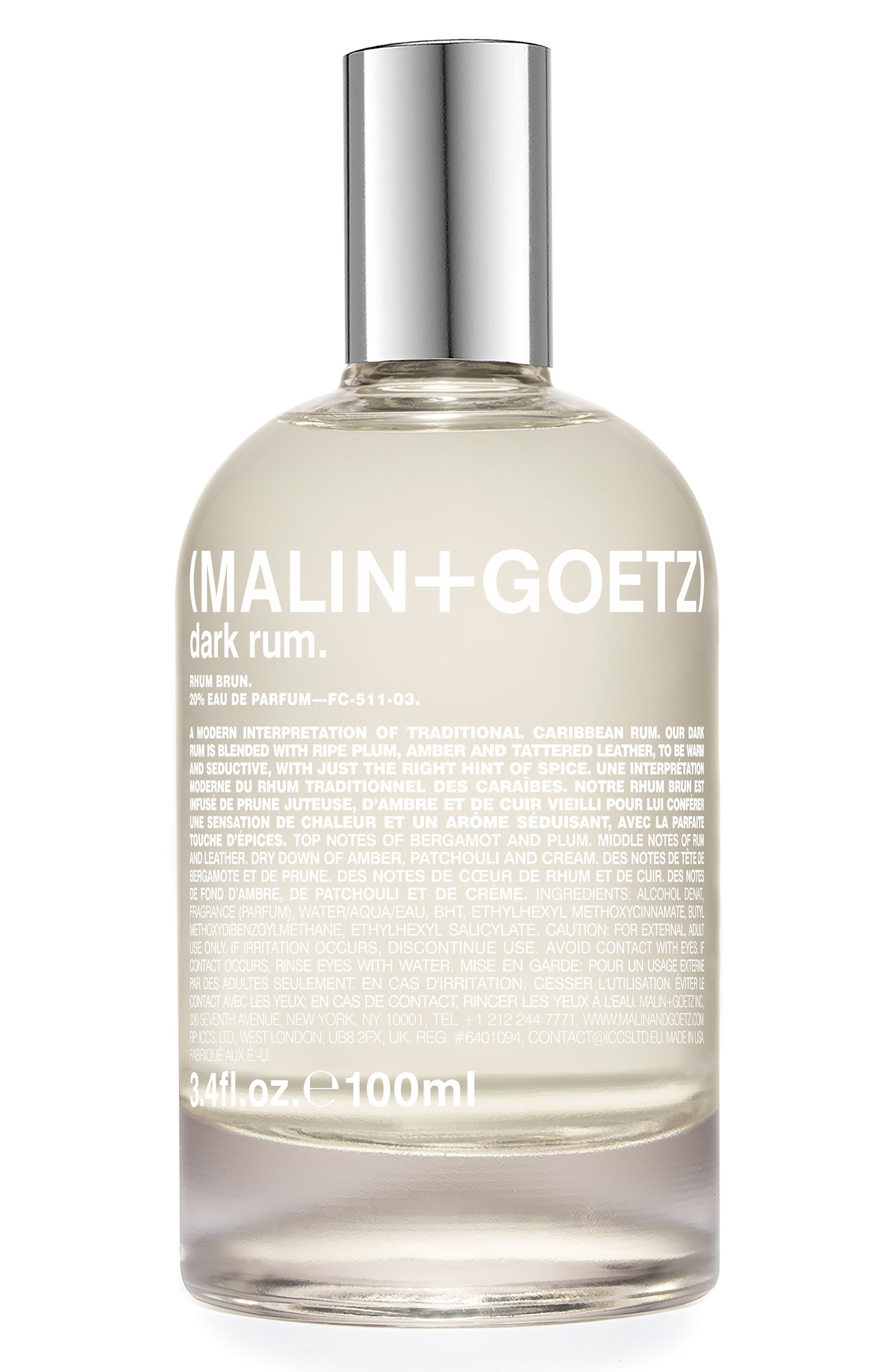 Dark Rum Perfume Oil,                         Main,                         color,