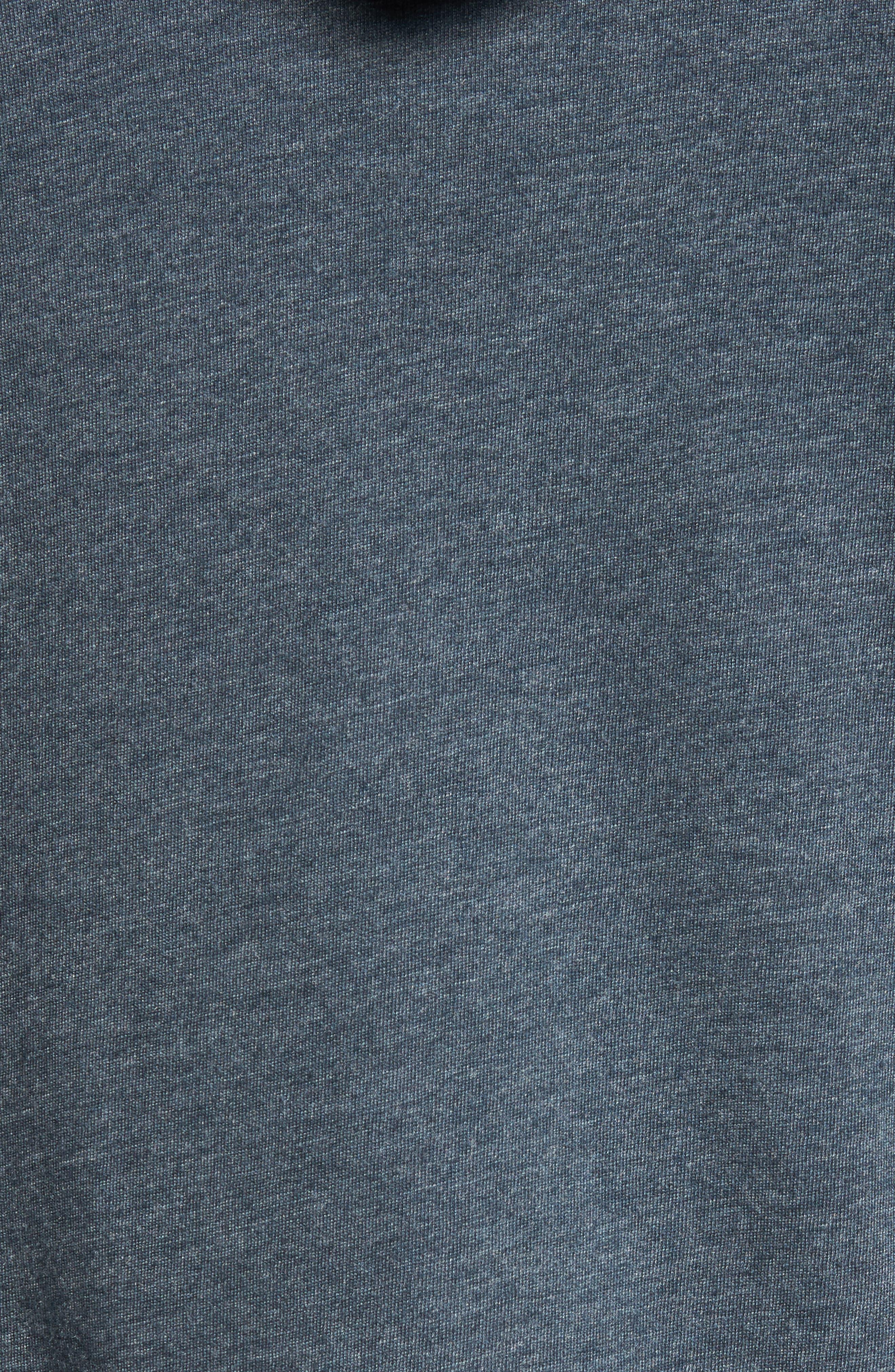 Reversible Hooded Jersey T-Shirt,                             Alternate thumbnail 17, color,