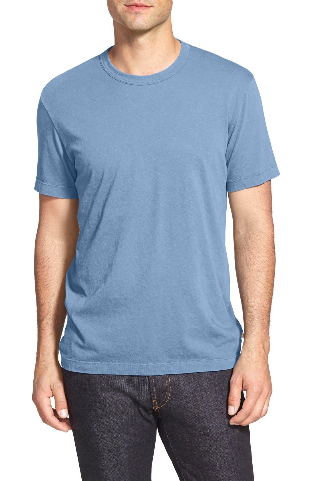 Crewneck Jersey T-Shirt,                             Main thumbnail 89, color,
