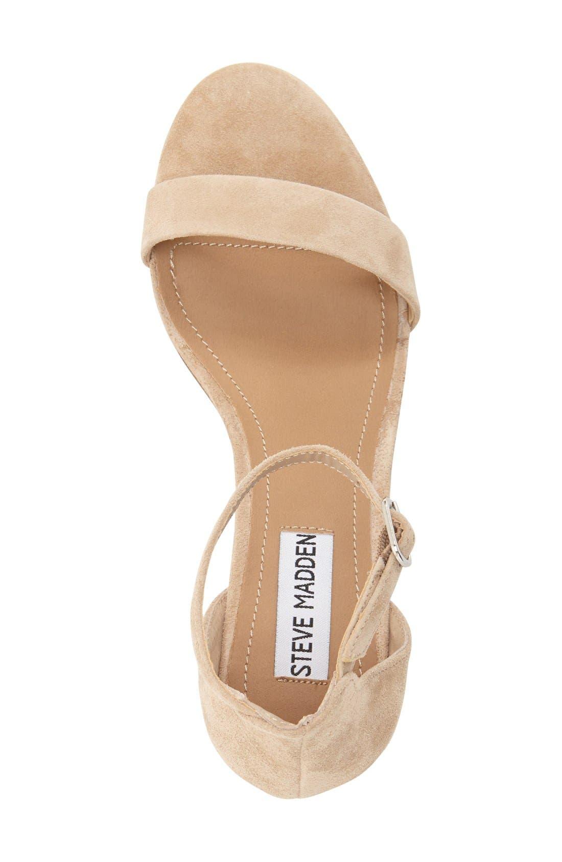 Irenee Ankle Strap Sandal,                             Alternate thumbnail 77, color,