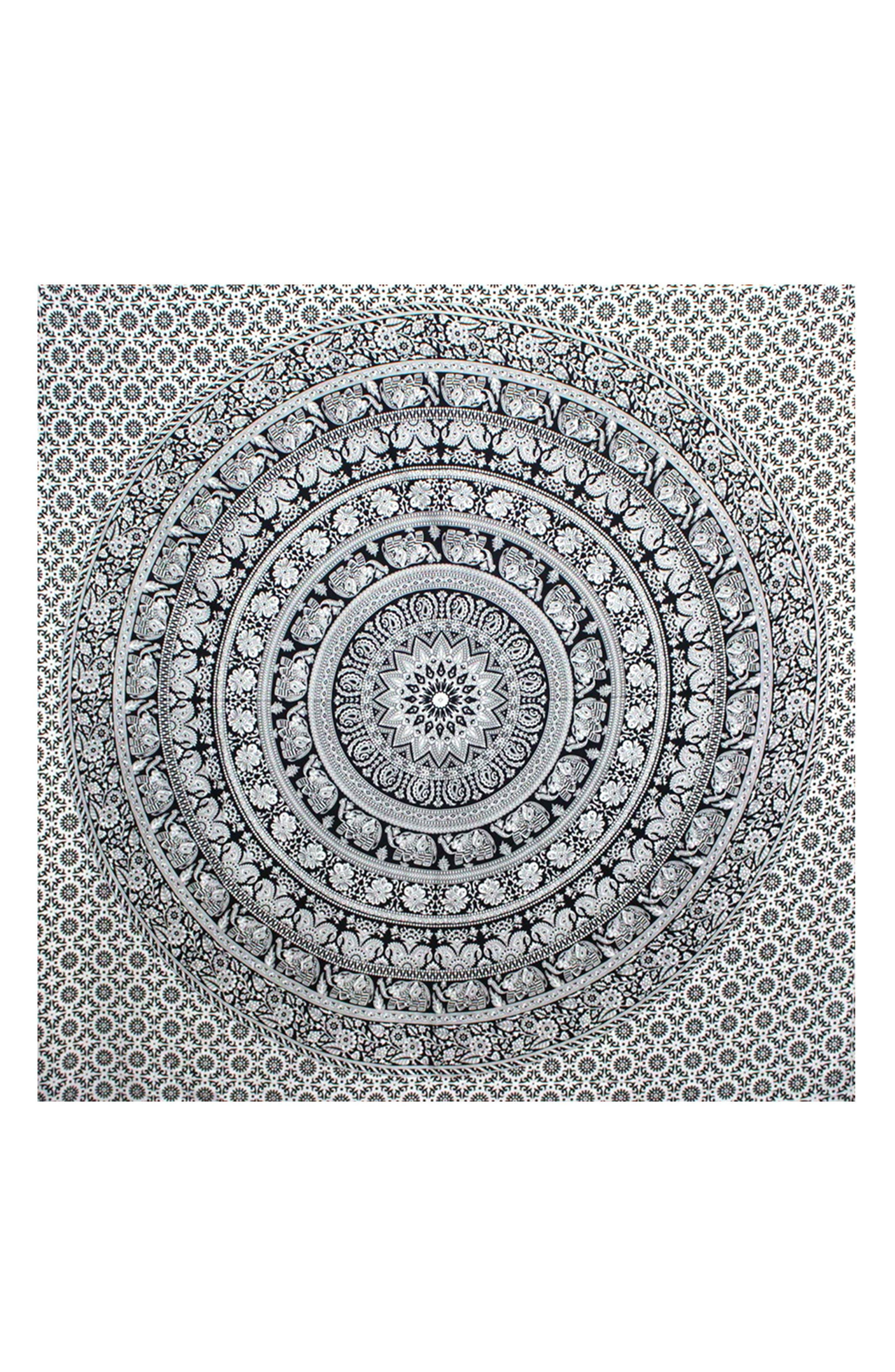 Kashvi Wall Tapestry,                             Main thumbnail 1, color,