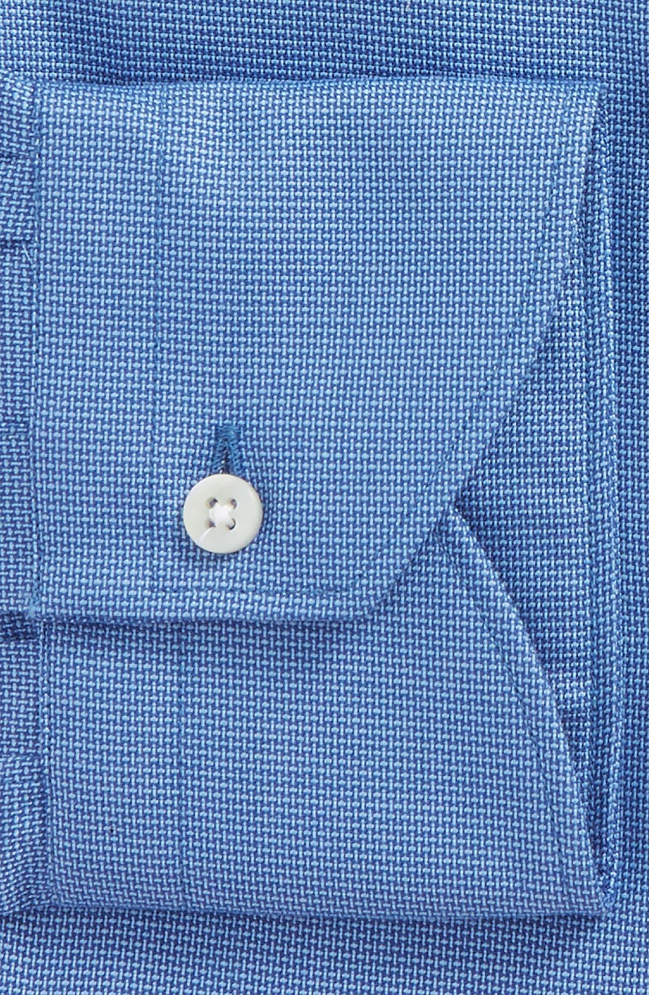 Regular Fit Solid Dress Shirt,                             Alternate thumbnail 2, color,                             400