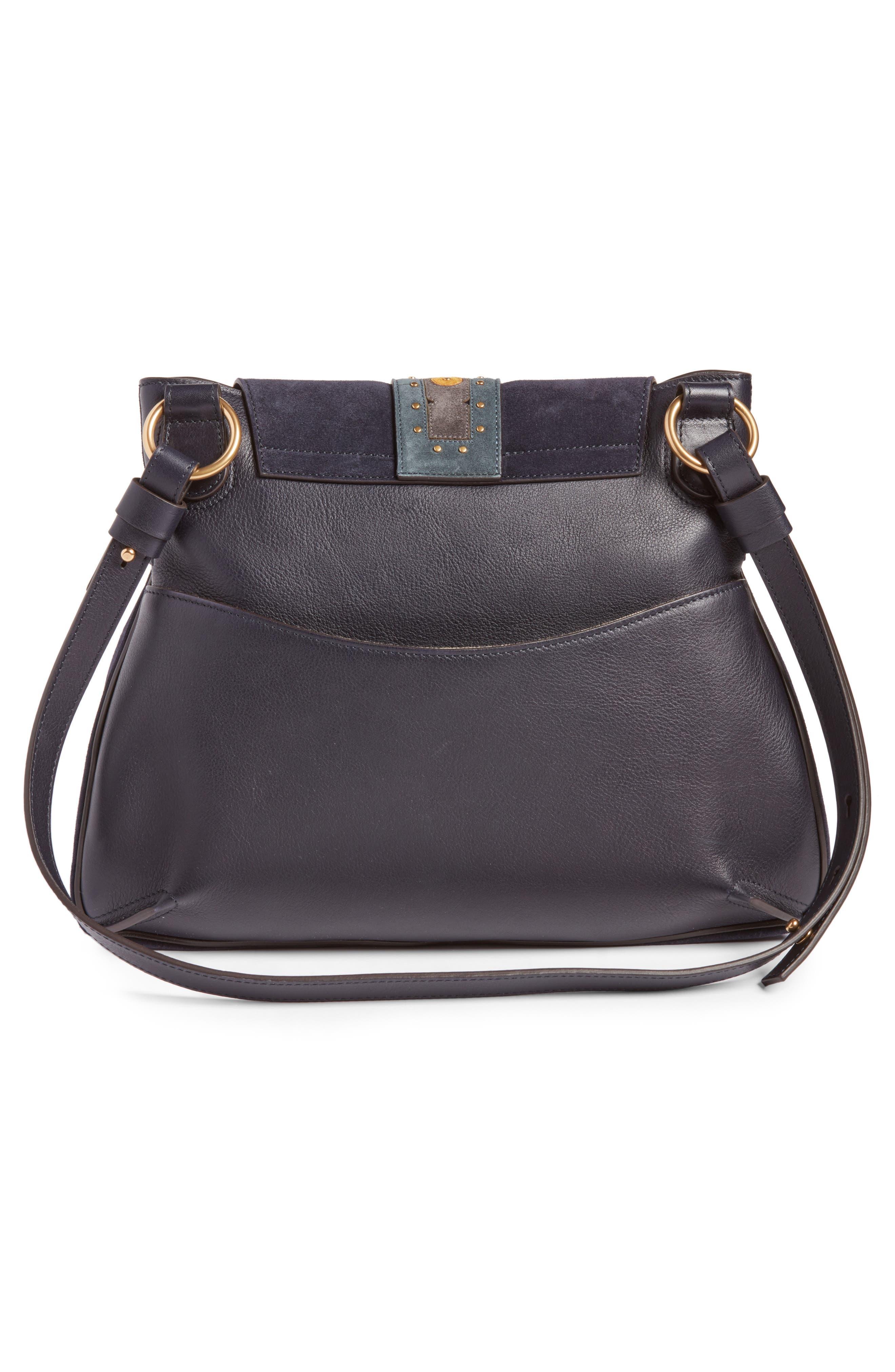 Medium Lexa Suede Shoulder Bag,                             Alternate thumbnail 2, color,                             412