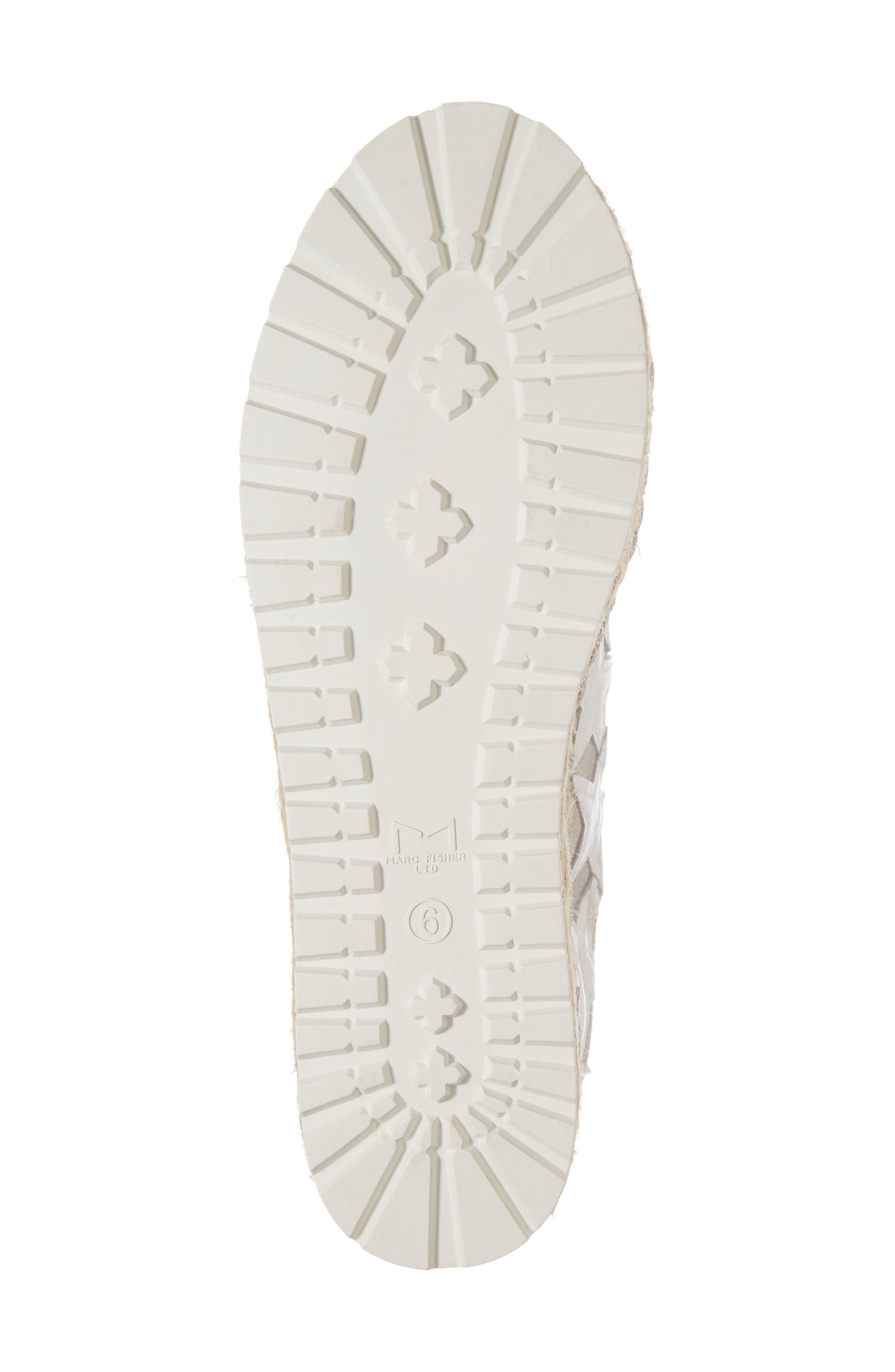 Maevel Espadrille Sneaker,                             Alternate thumbnail 18, color,