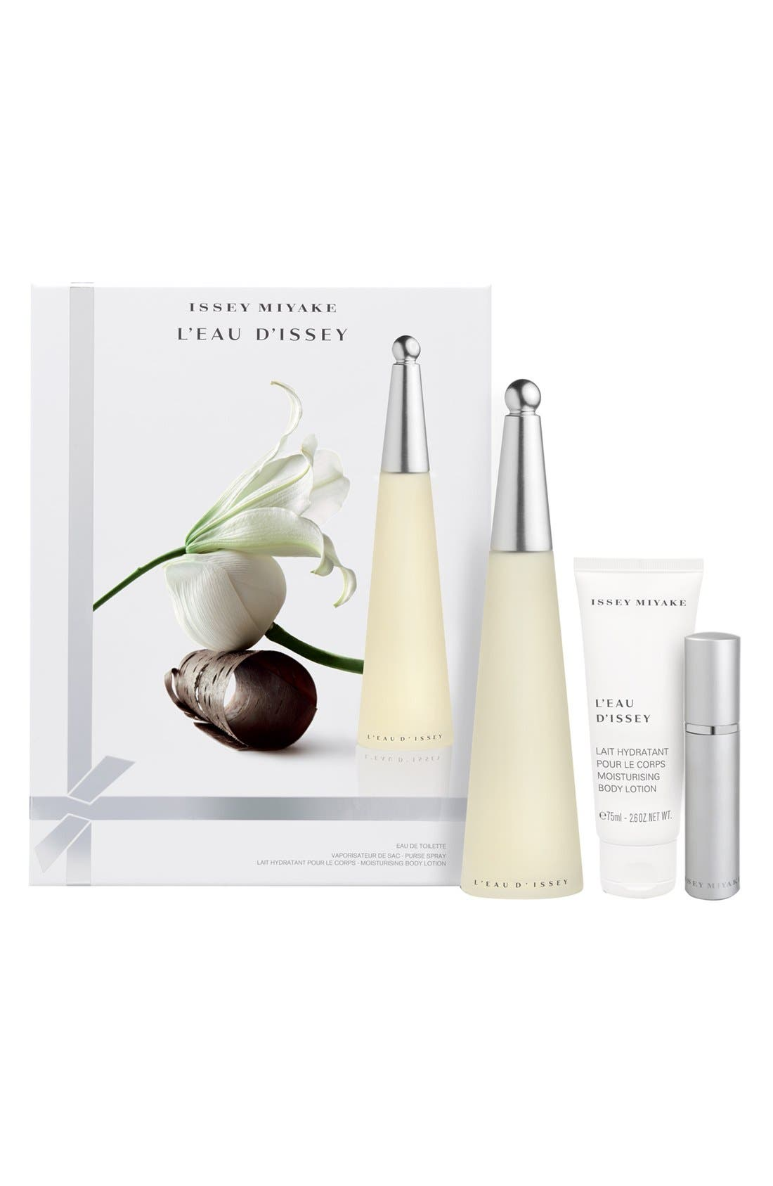 ISSEY MIYAKE,                             'L'Eau d'Issey Absolue' Eau de Parfum,                             Main thumbnail 1, color,                             000