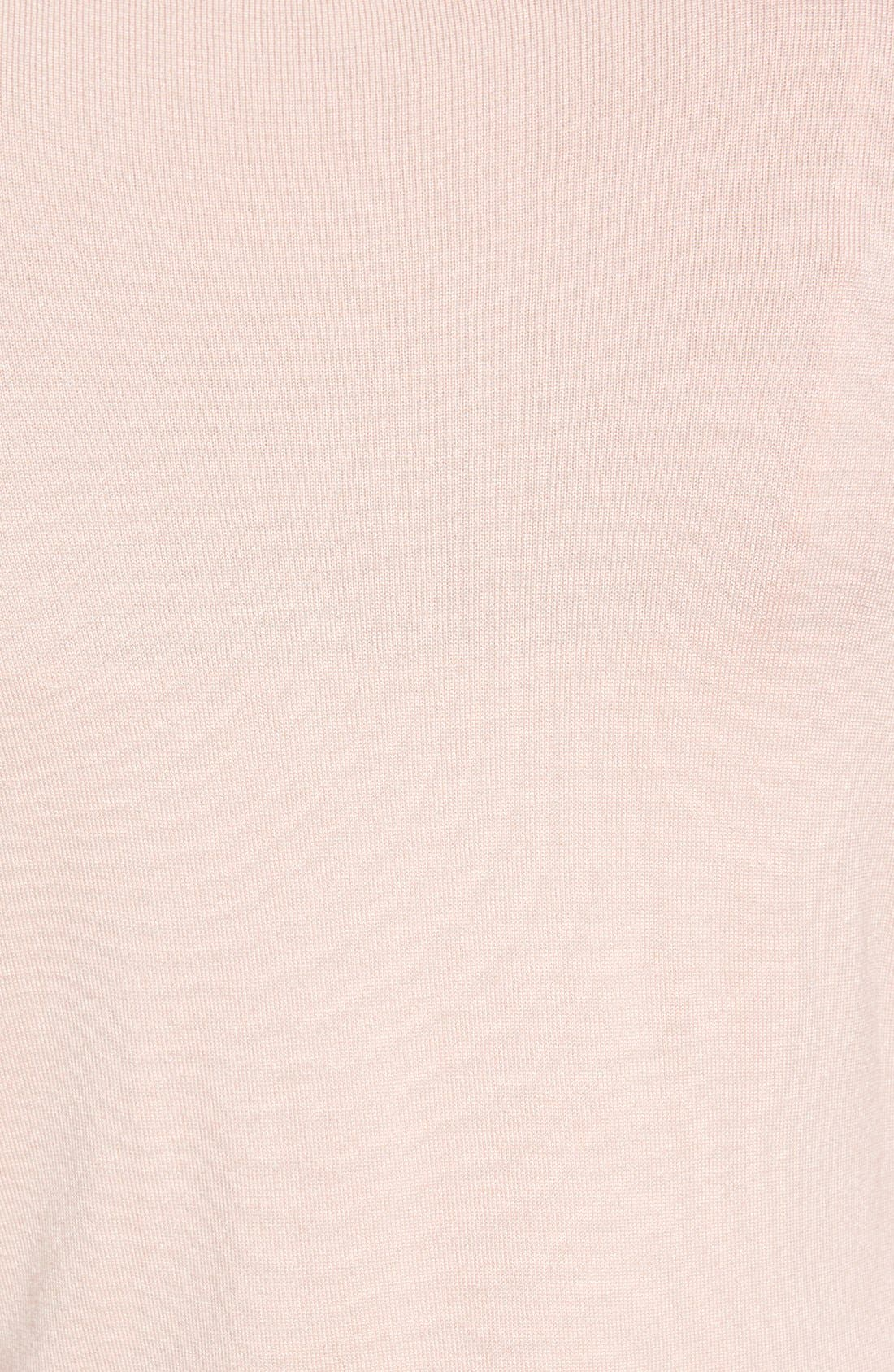 Three Quarter Sleeve Cardigan,                             Alternate thumbnail 273, color,