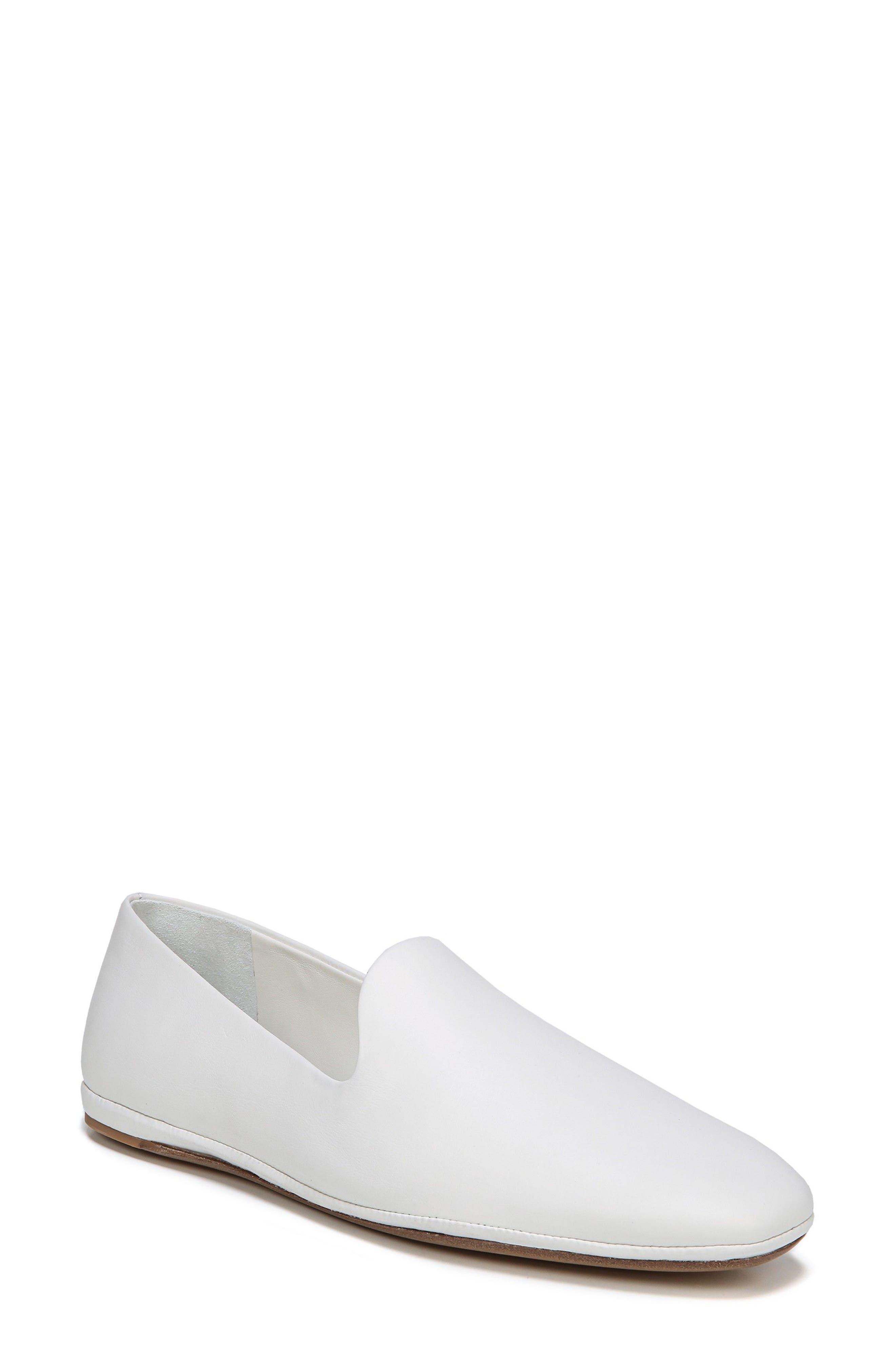 Vince Paz Venetian Loafer, White