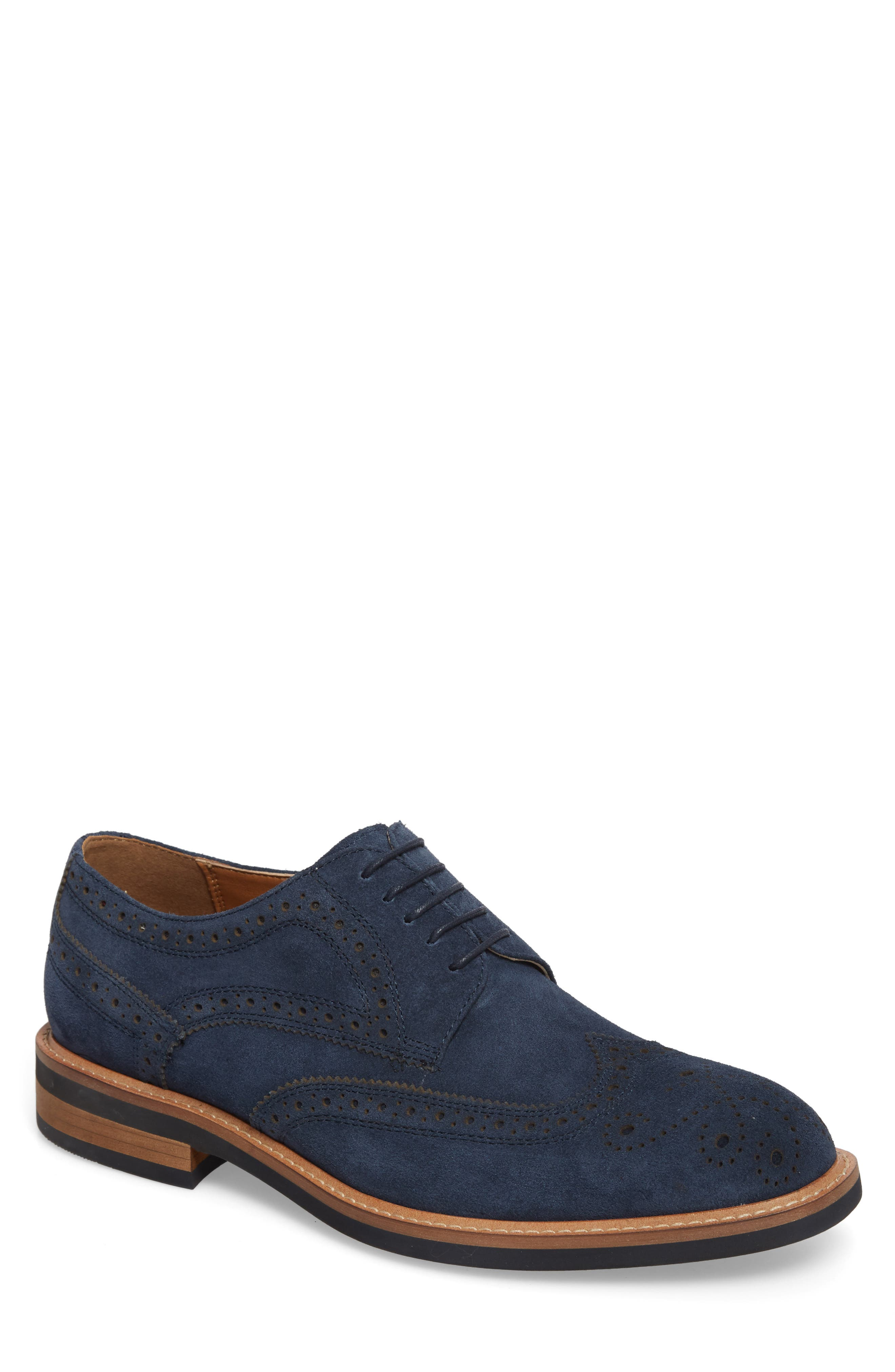 Kenneth Cole Reaction Wingtip,                             Main thumbnail 3, color,