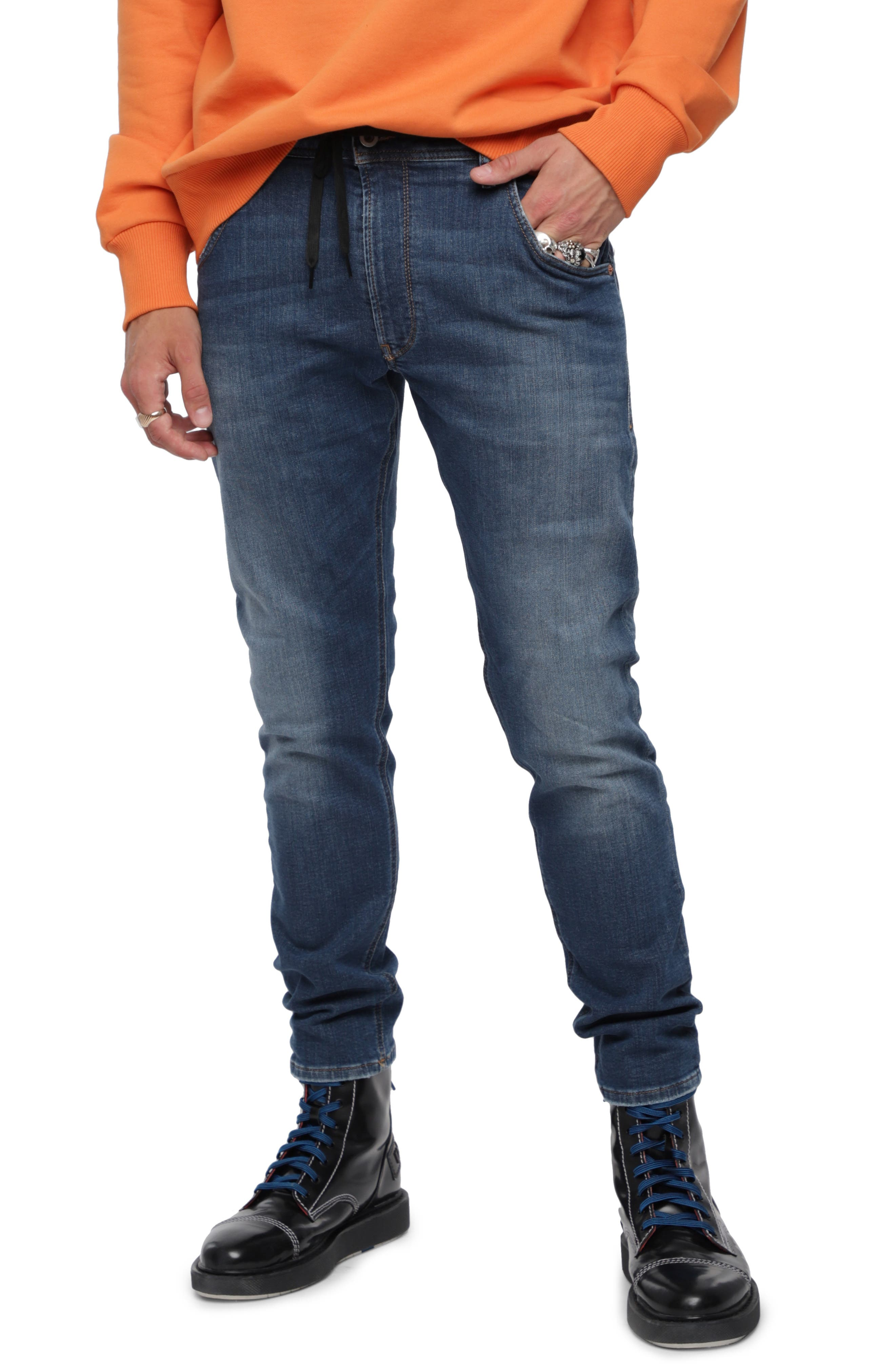 Krooley Jogg Slouchy Skinny Fit Jeans,                         Main,                         color, 084YM
