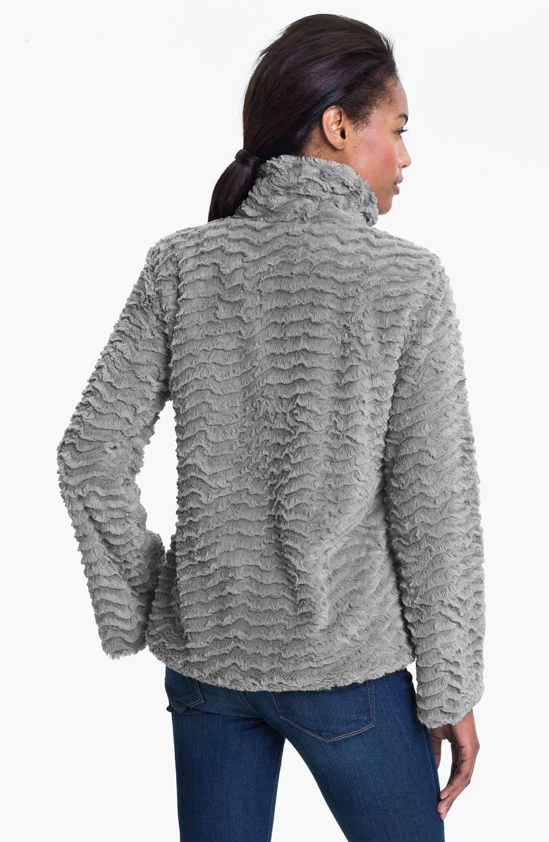 'Pelage' Fleece Jacket,                             Alternate thumbnail 2, color,                             021