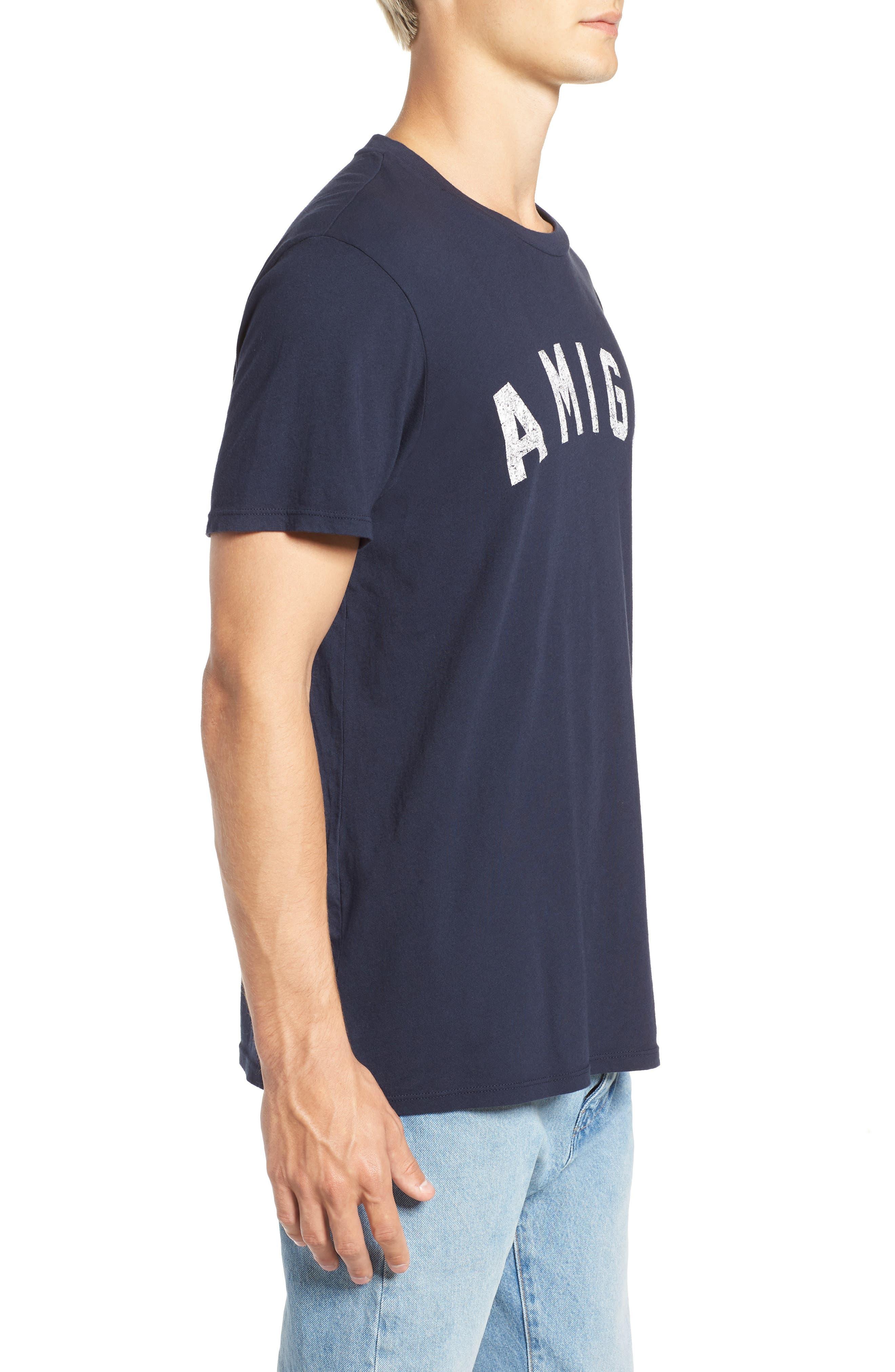 Amigo Graphic T-Shirt,                             Alternate thumbnail 3, color,                             400
