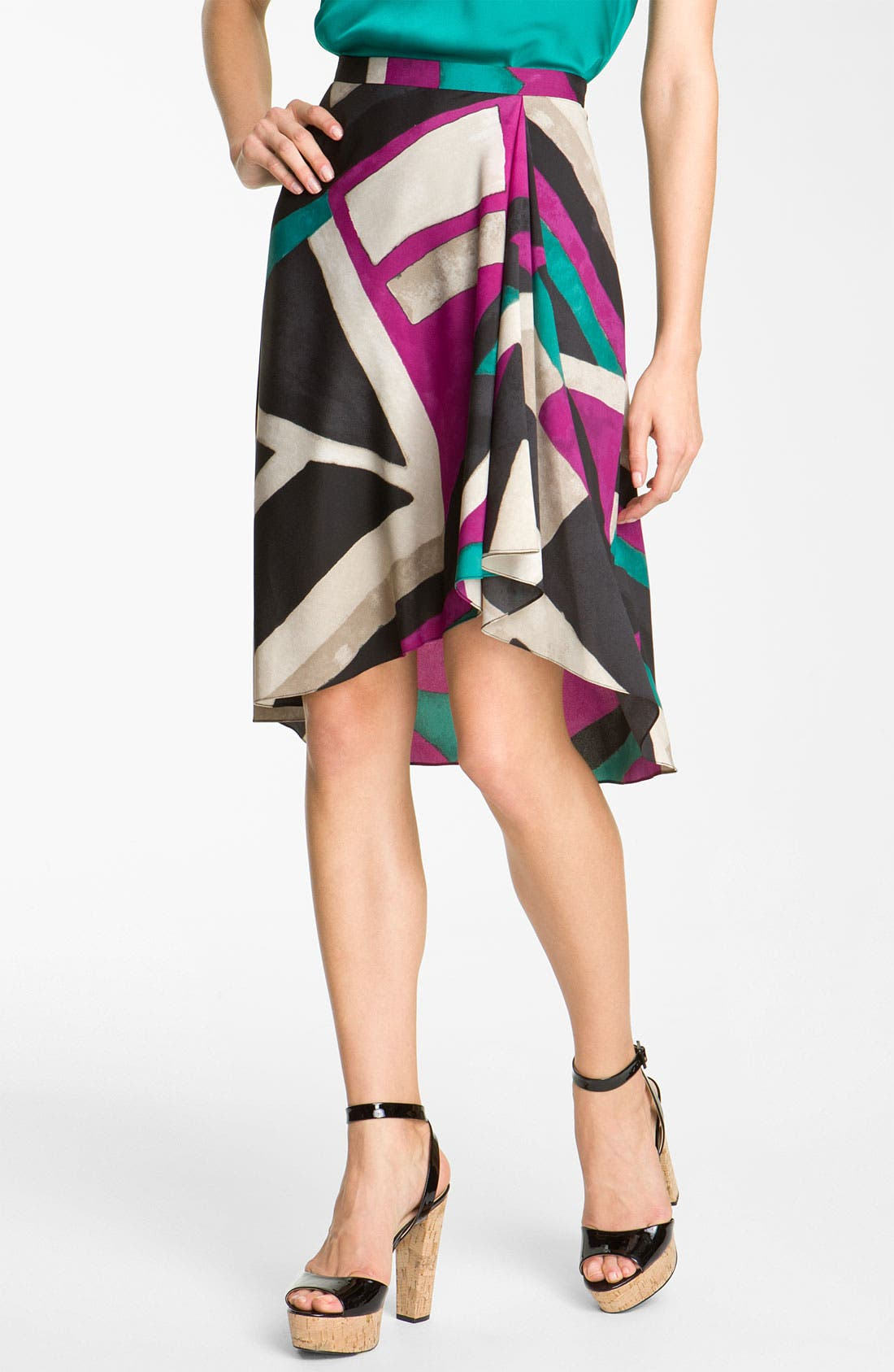 'Havana Nights' Skirt,                             Main thumbnail 1, color,                             001