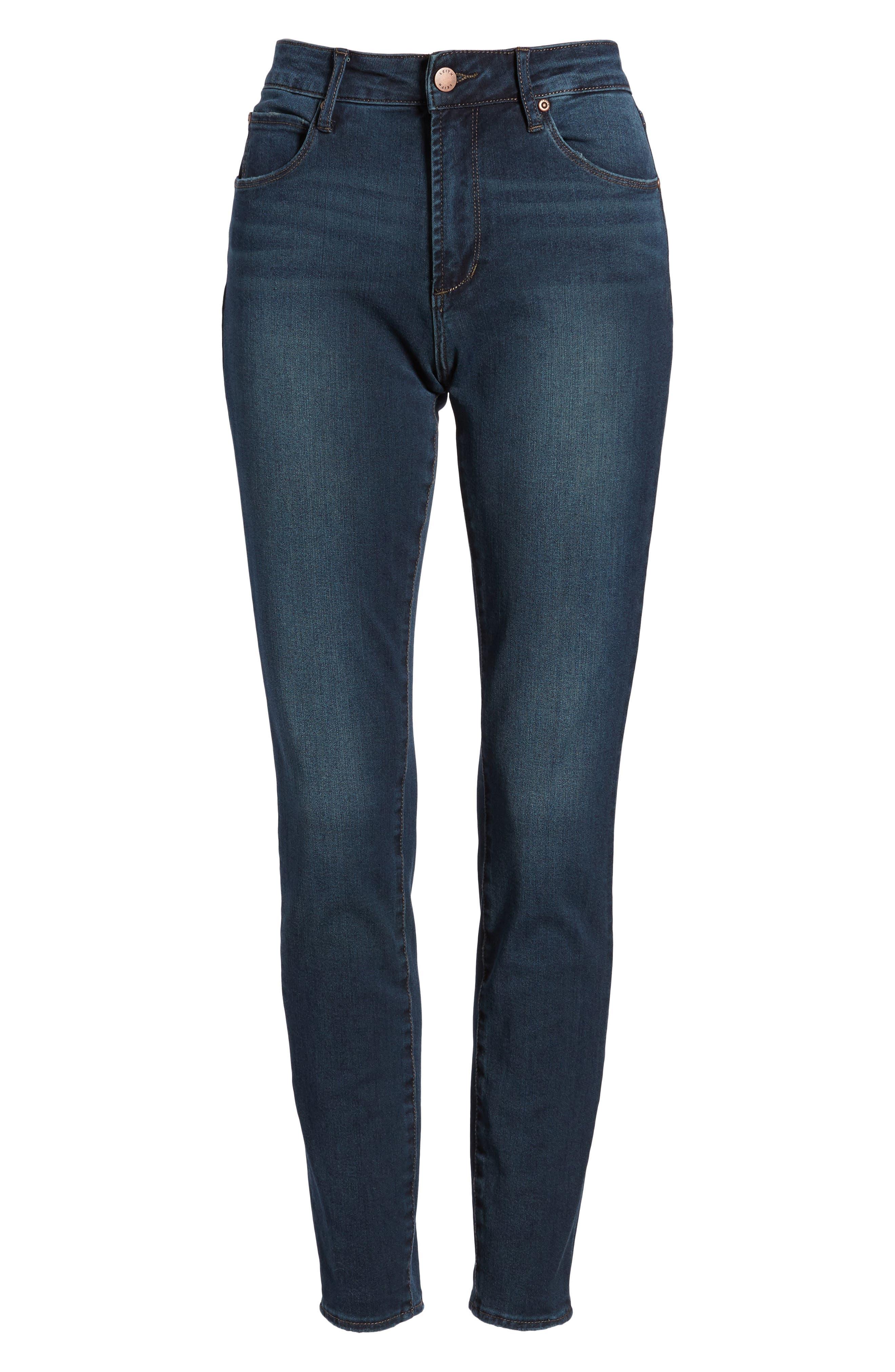 Skinny Jeans,                             Alternate thumbnail 7, color,                             420