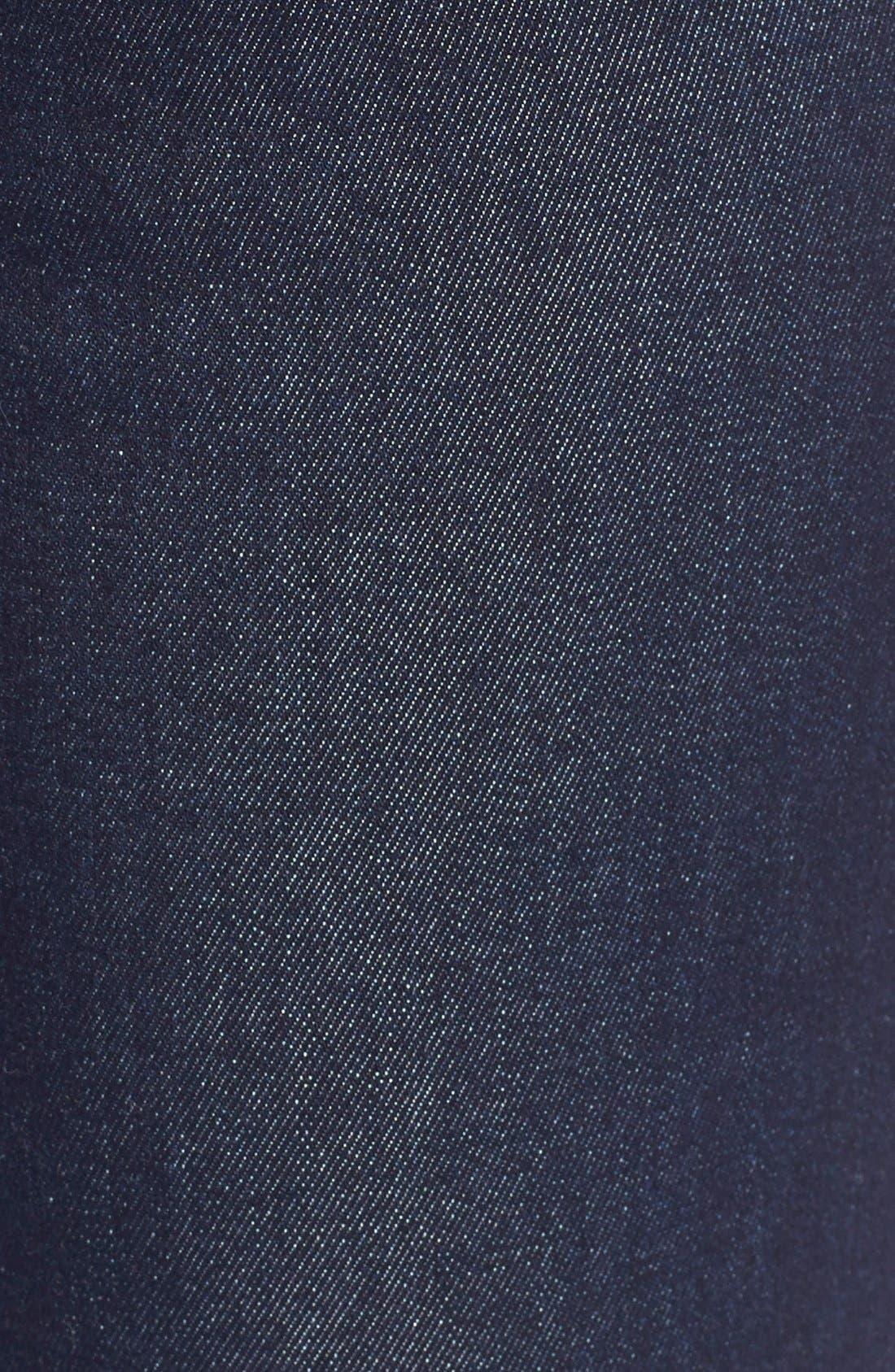 'Sculpt - Rocket' High Rise Skinny Jeans,                             Alternate thumbnail 5, color,                             406