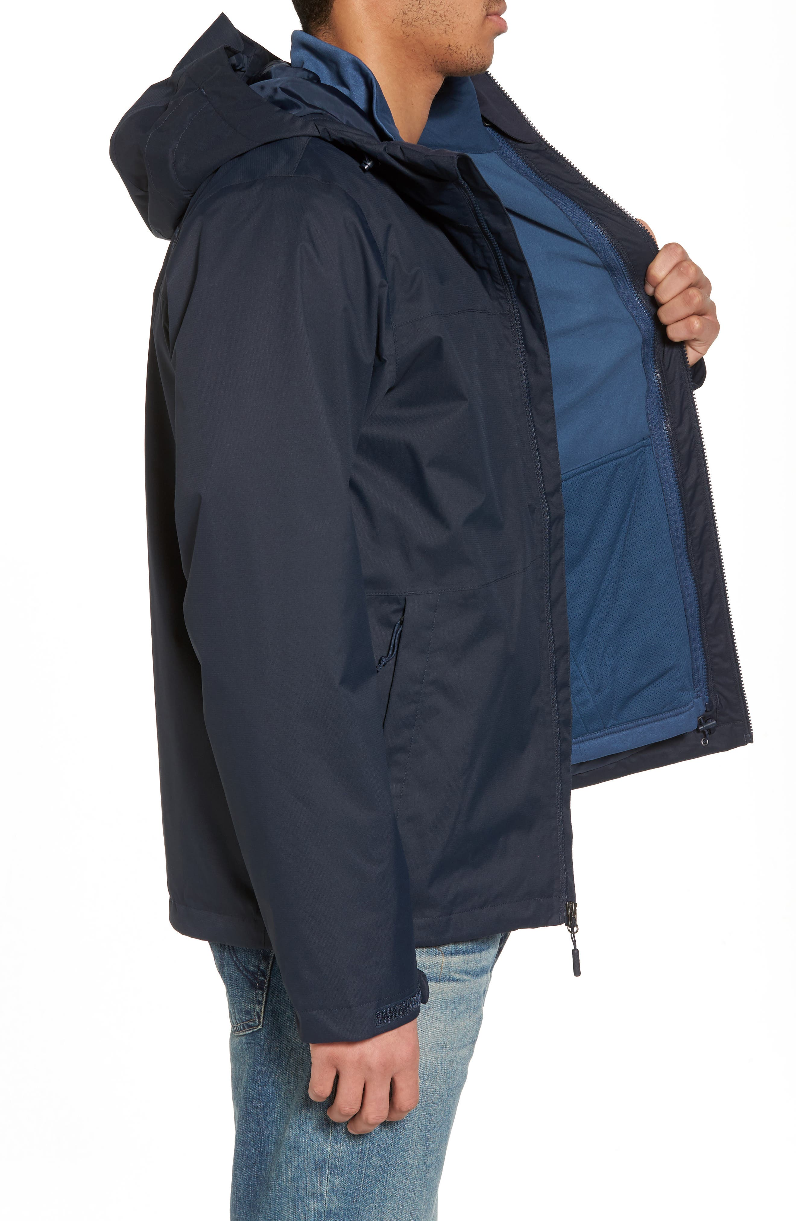 'Arrowood' TriClimate<sup>®</sup> 3-in-1 Jacket,                             Alternate thumbnail 21, color,