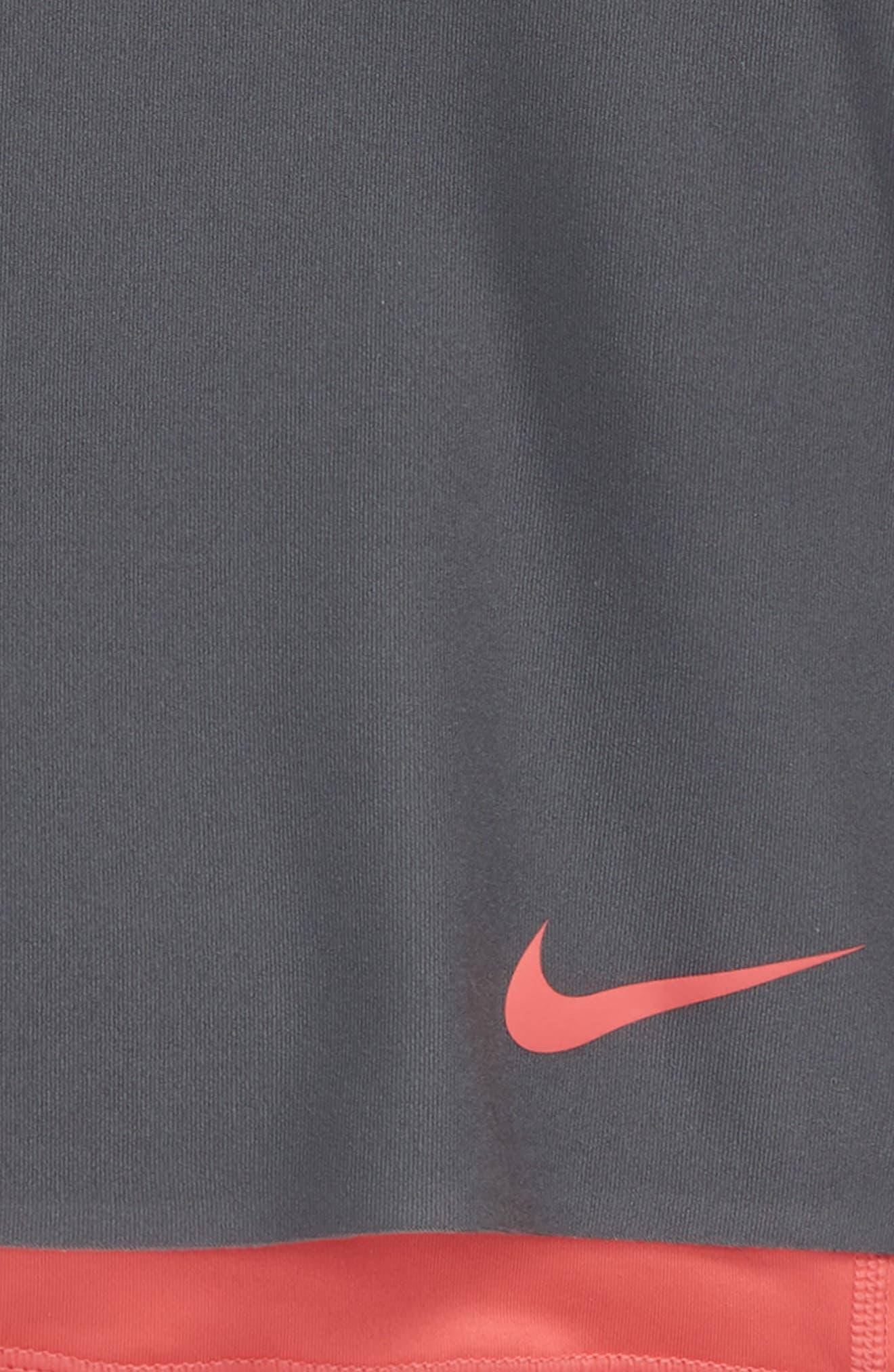 Power Tennis Skirt,                             Alternate thumbnail 8, color,