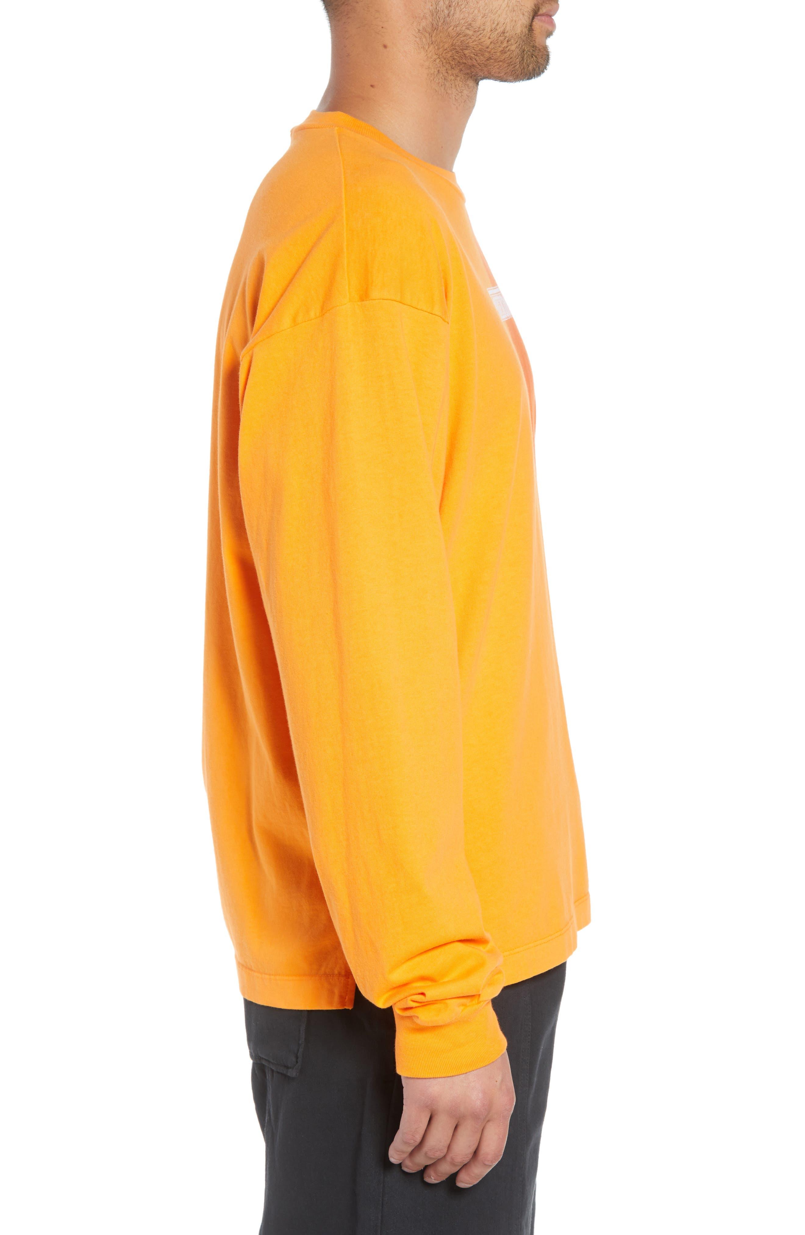 DRIFTER,                             Atari Long Sleeve T-shirt,                             Alternate thumbnail 3, color,                             820
