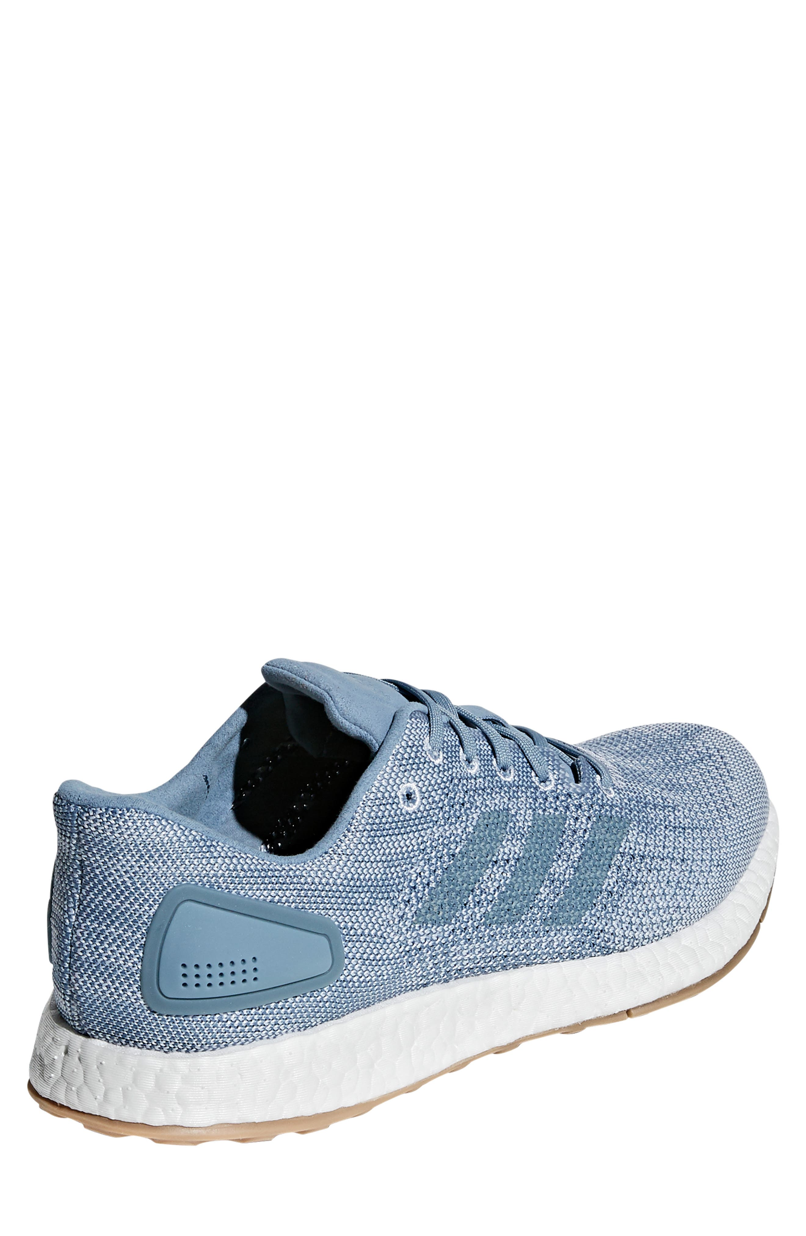 PureBoost DPR Running Shoe,                             Alternate thumbnail 2, color,                             360
