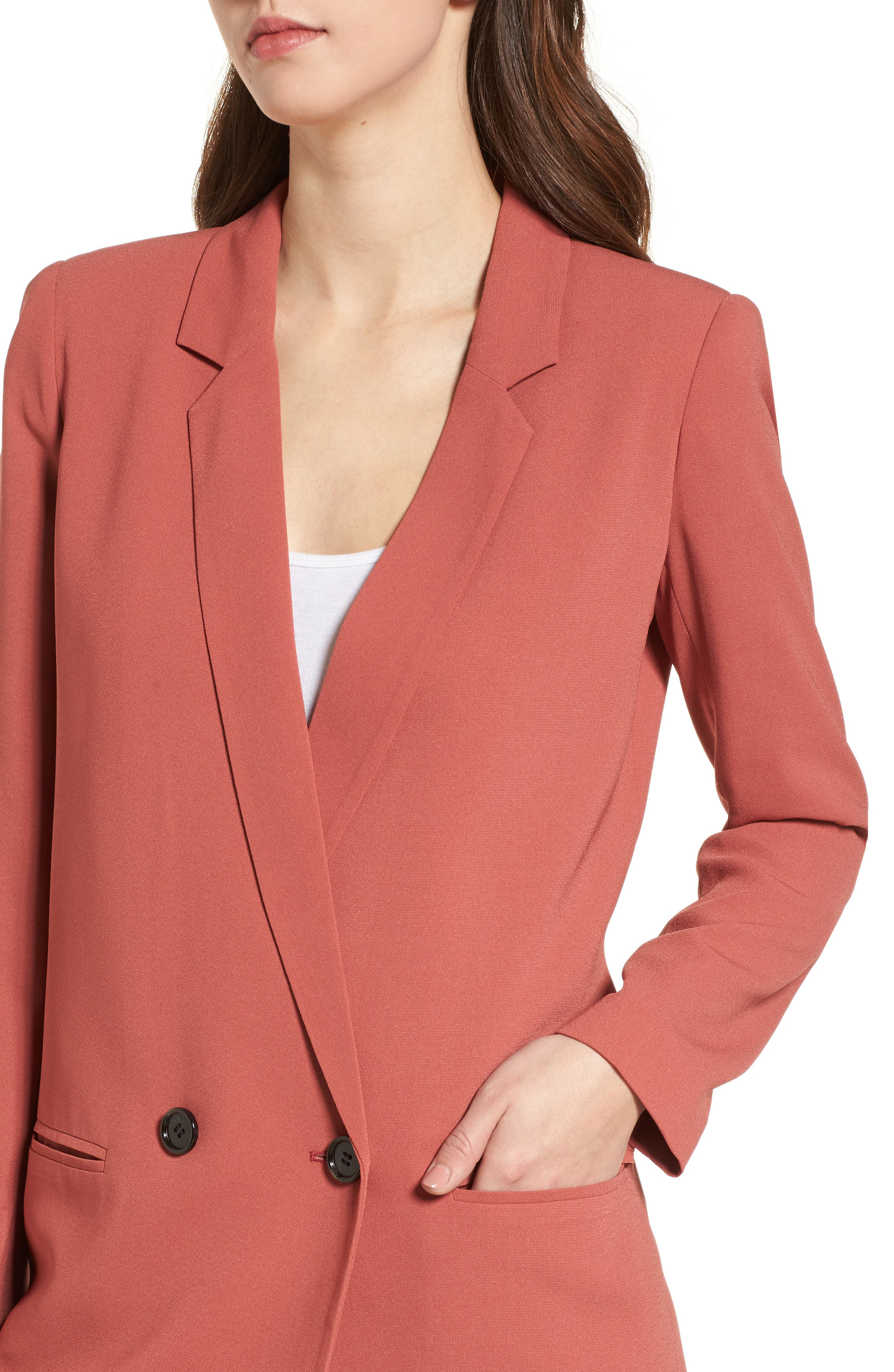 Oversize Blazer,                             Alternate thumbnail 40, color,