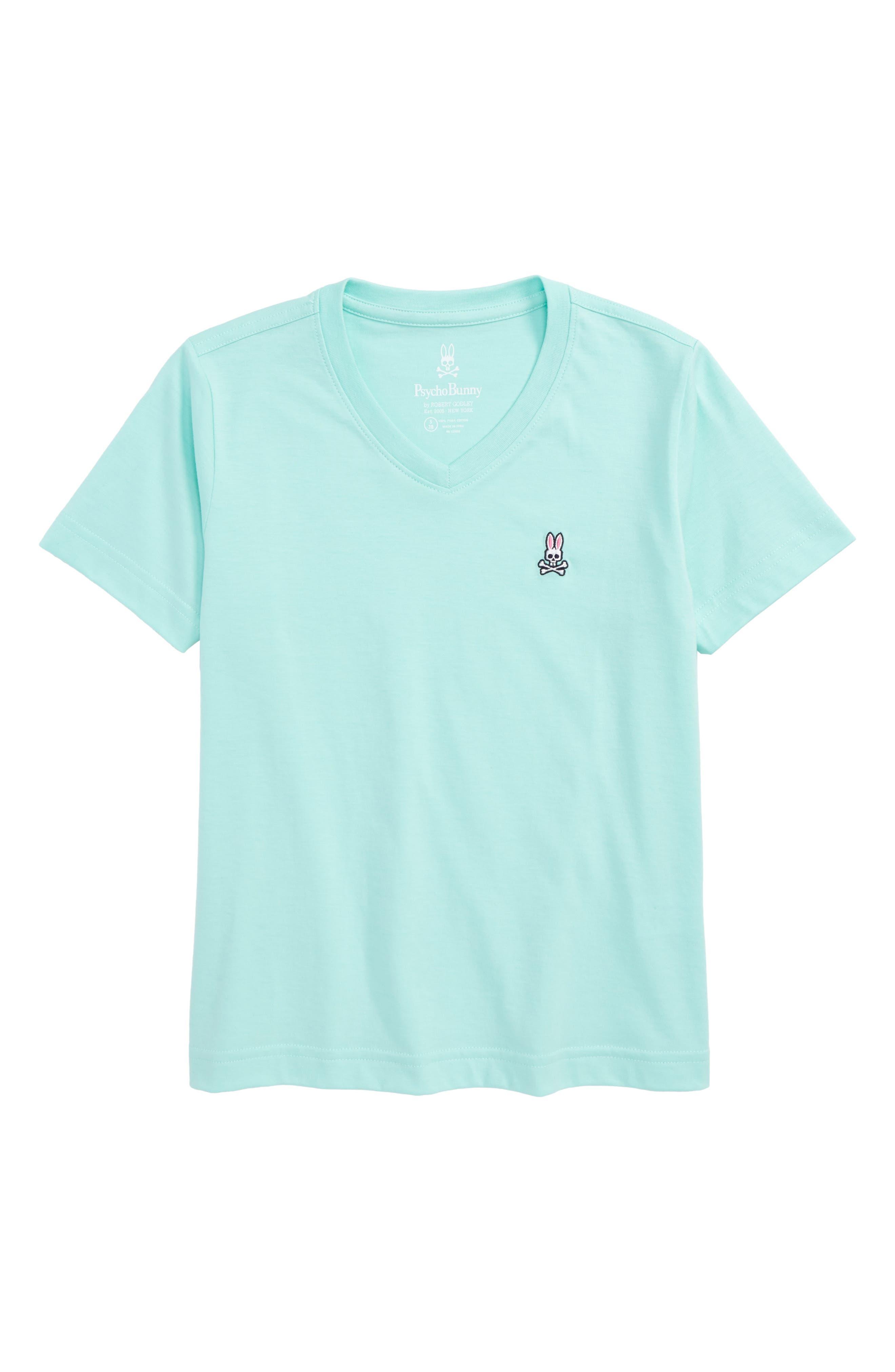 V-Neck T-Shirt,                             Main thumbnail 5, color,