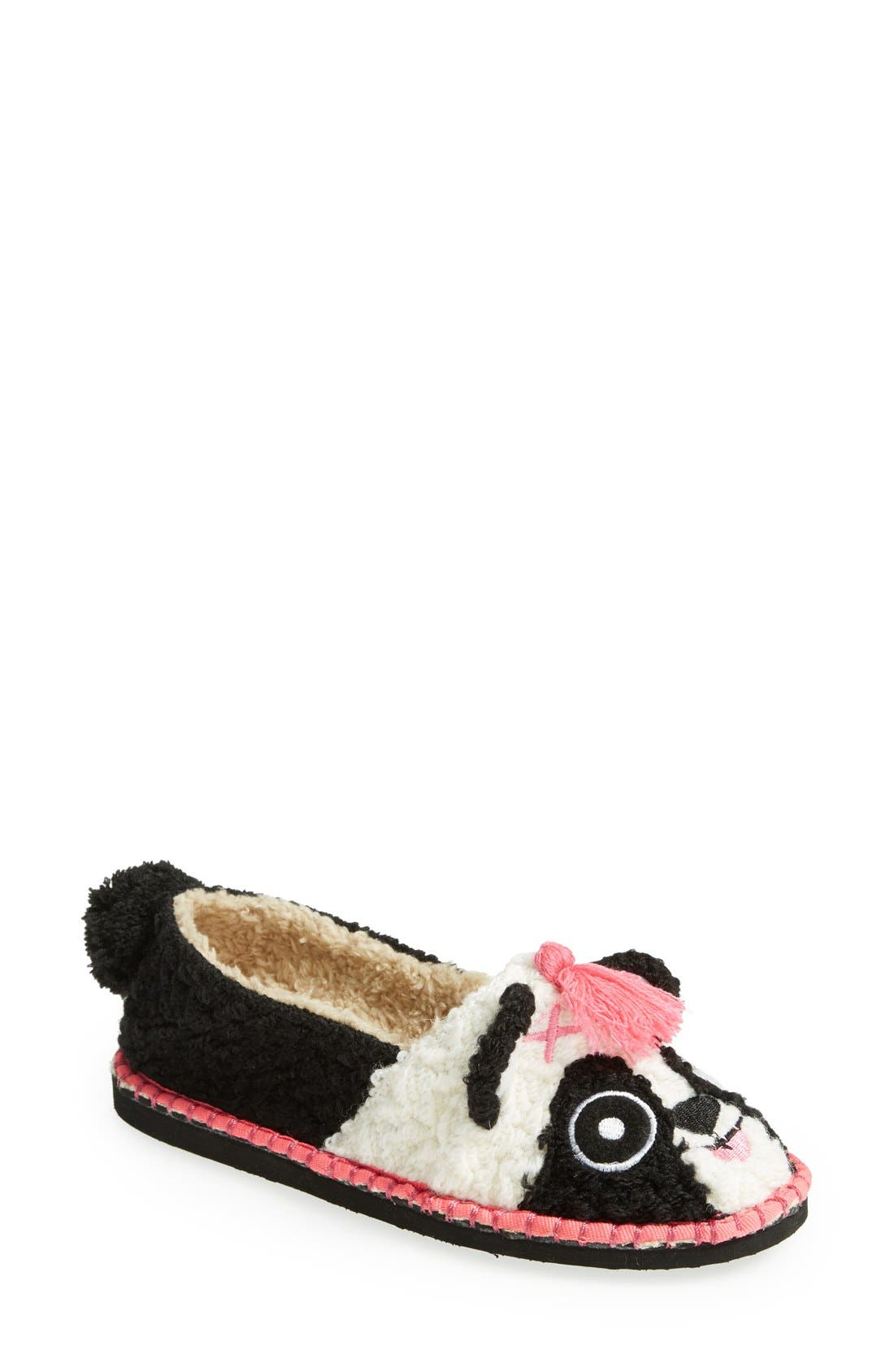 Tigerbear Republik 'Beastie Besties' Slipper, Main, color, 005