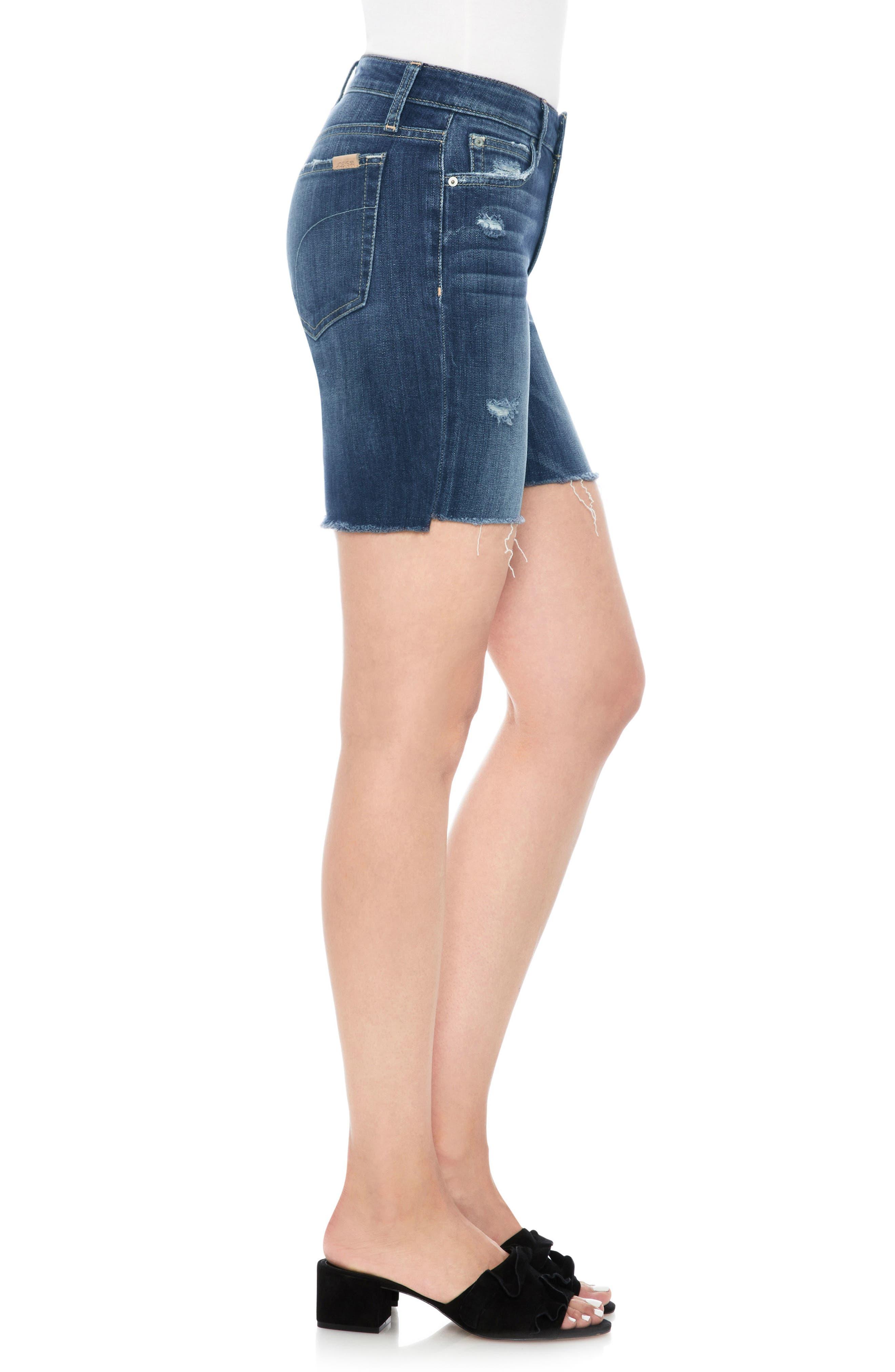 Finn Bermuda Shorts,                             Alternate thumbnail 3, color,                             KARINNE