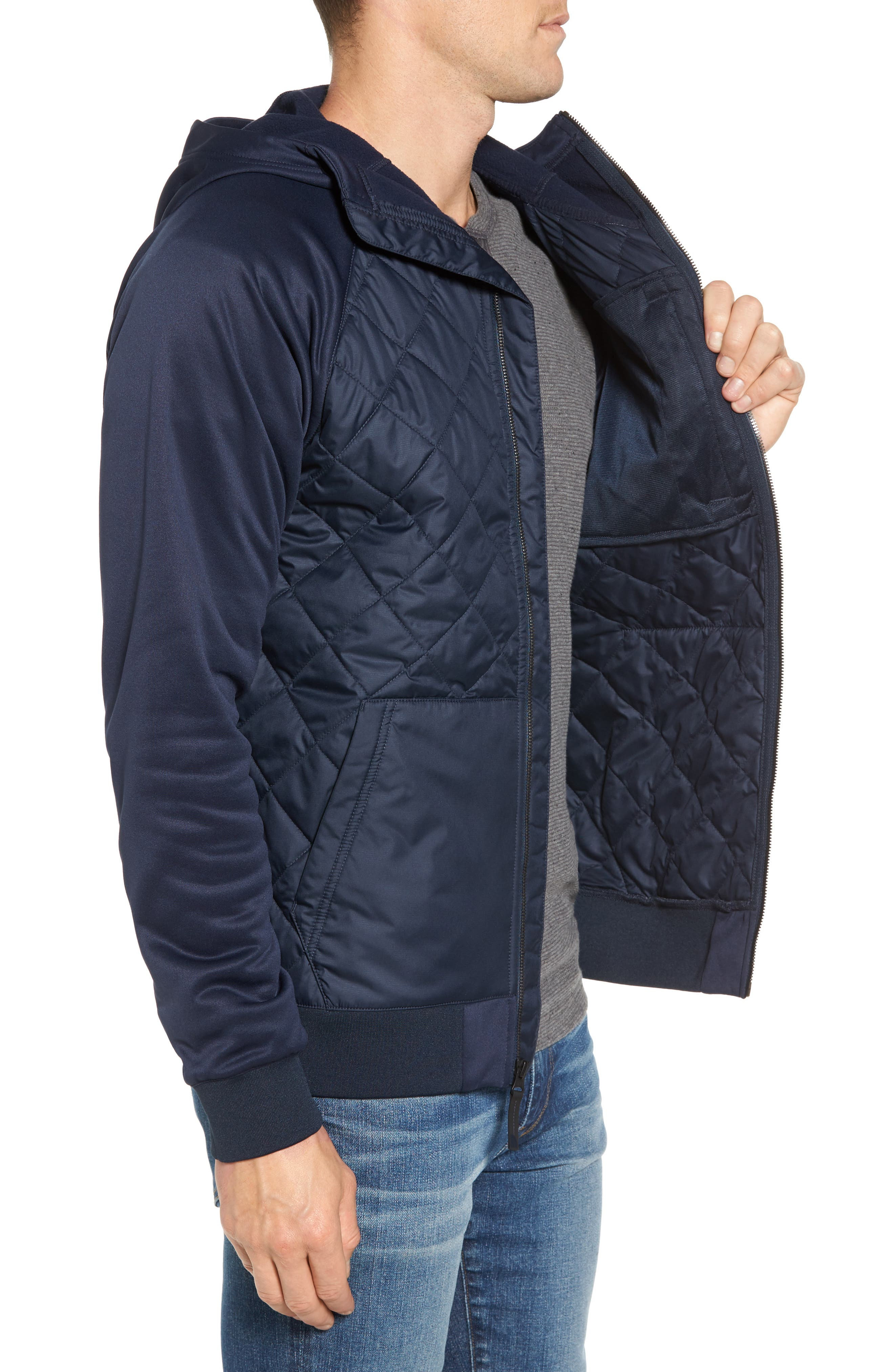 Pilsen Hybrid Jacket,                             Alternate thumbnail 7, color,