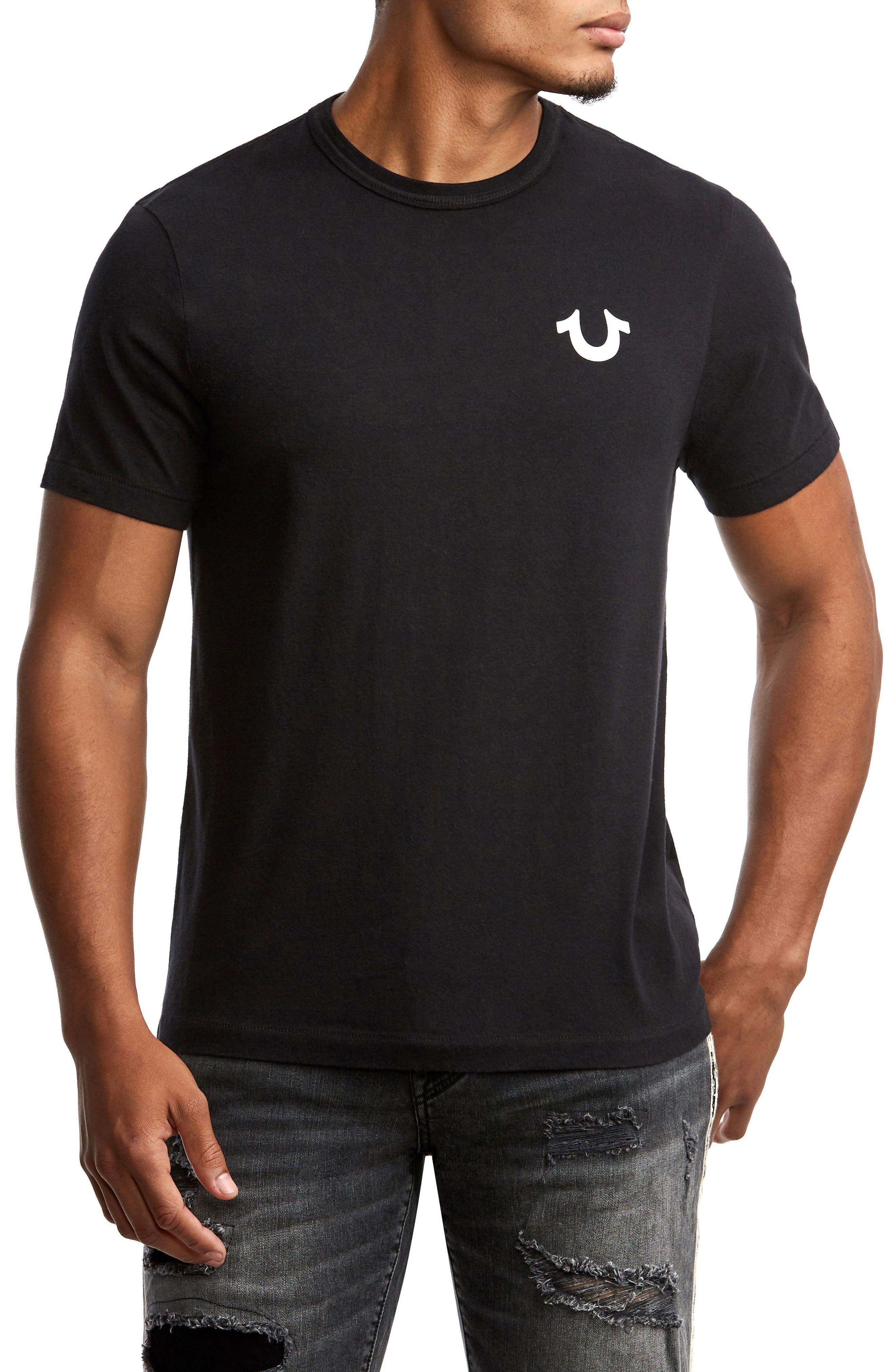 Capital T-Shirt,                             Main thumbnail 1, color,