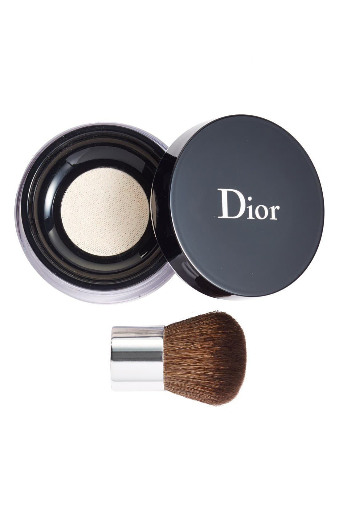 Diorskin Forever & Ever Control Extreme Perfection Matte Finish Invisible Loose Setting Powder,                         Main,                         color, 001