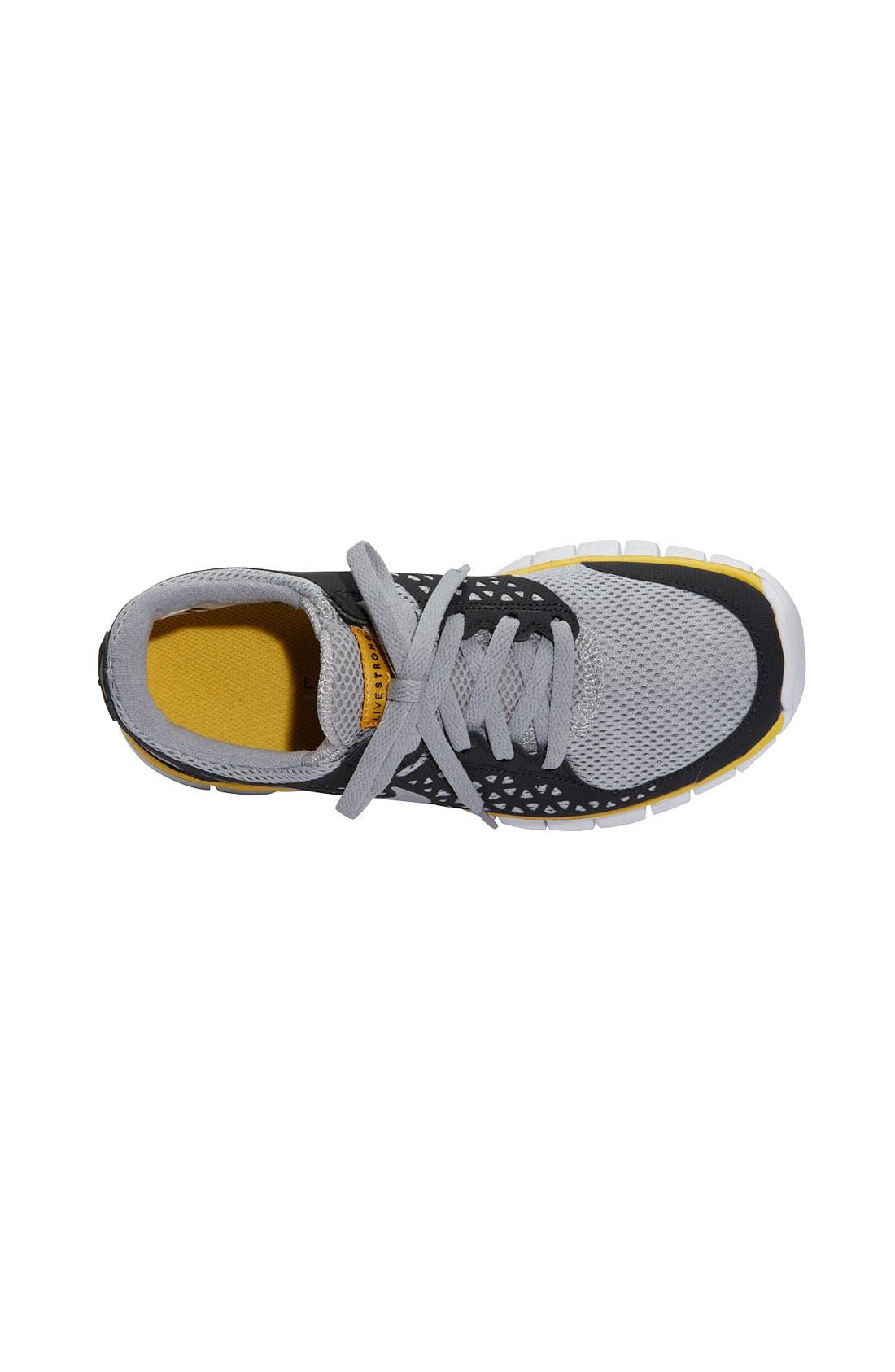 'LIVESTRONG Free Run+' Running Shoe,                             Alternate thumbnail 3, color,                             018