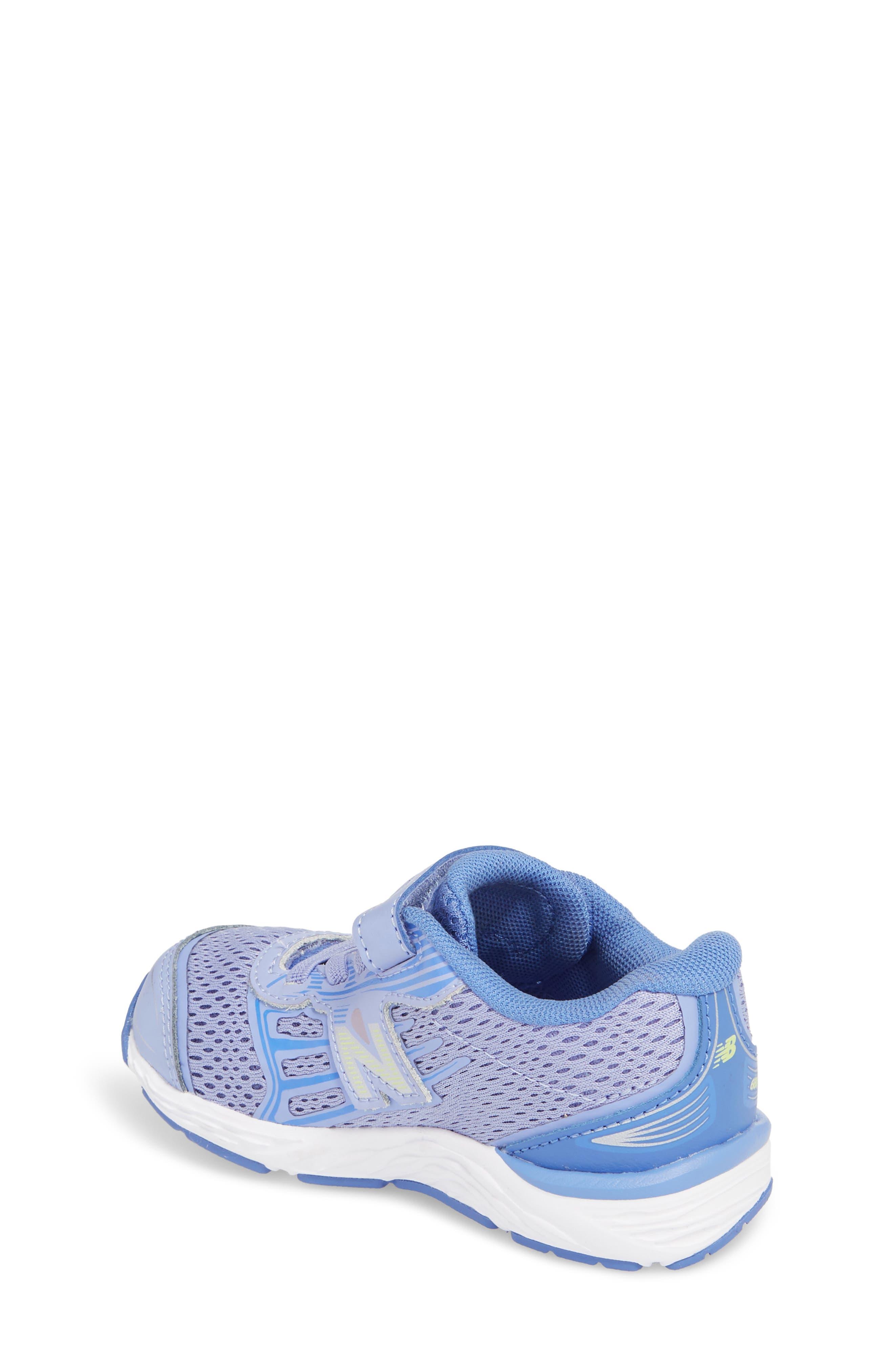 680v5 Sneaker,                             Alternate thumbnail 2, color,                             ICE VIOLET