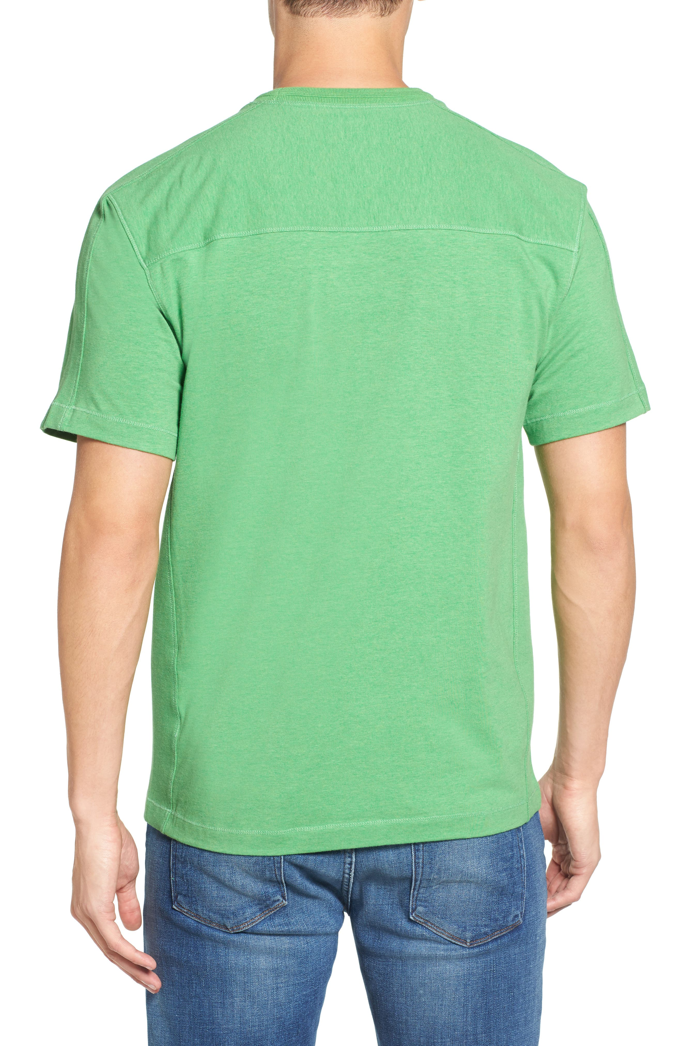 Steve Stretch Jersey T-Shirt,                             Alternate thumbnail 7, color,