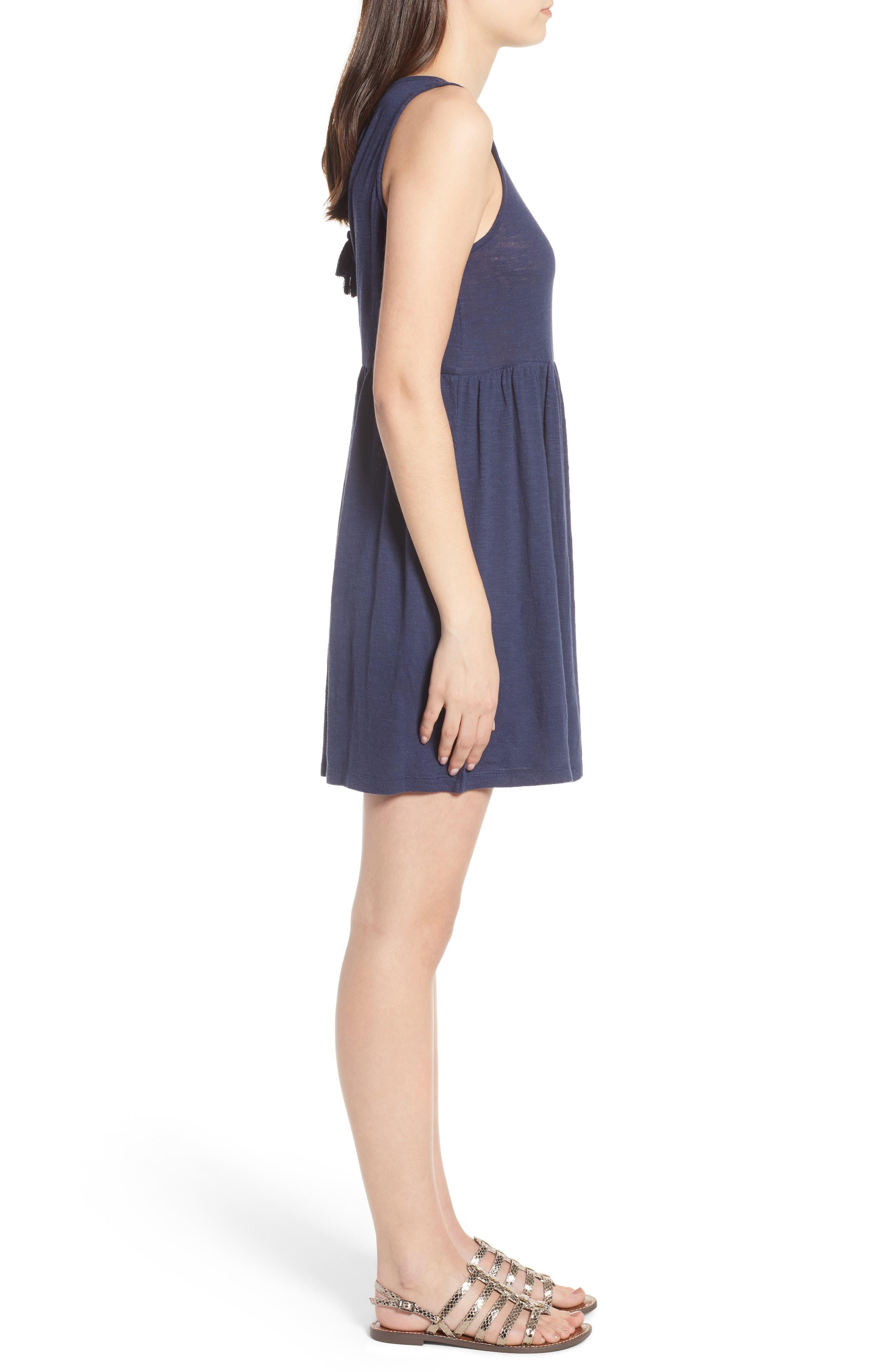 Tucson Cotton Dress,                             Alternate thumbnail 6, color,