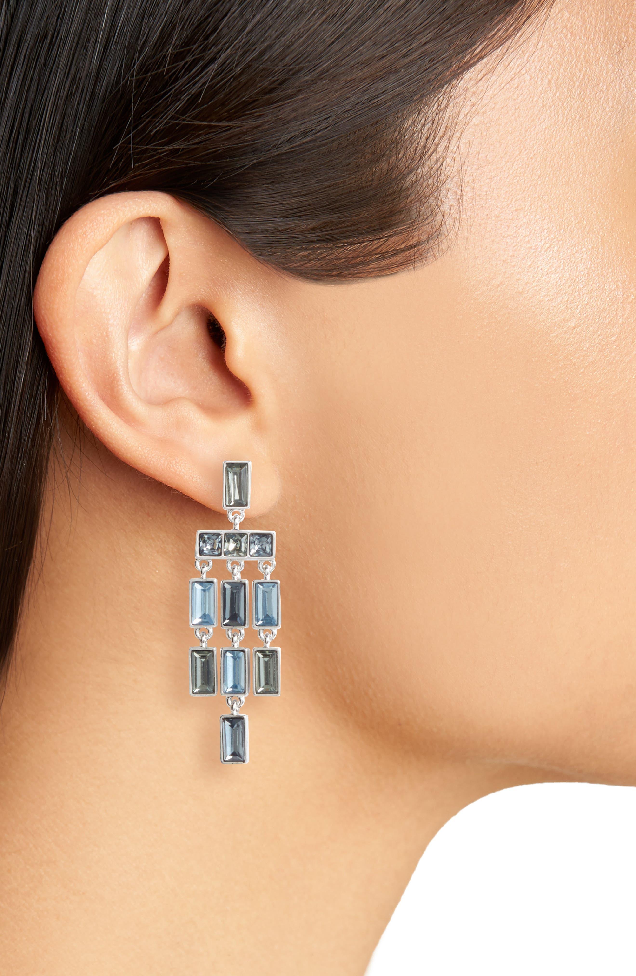 Chandelier Earrings,                             Alternate thumbnail 2, color,                             040