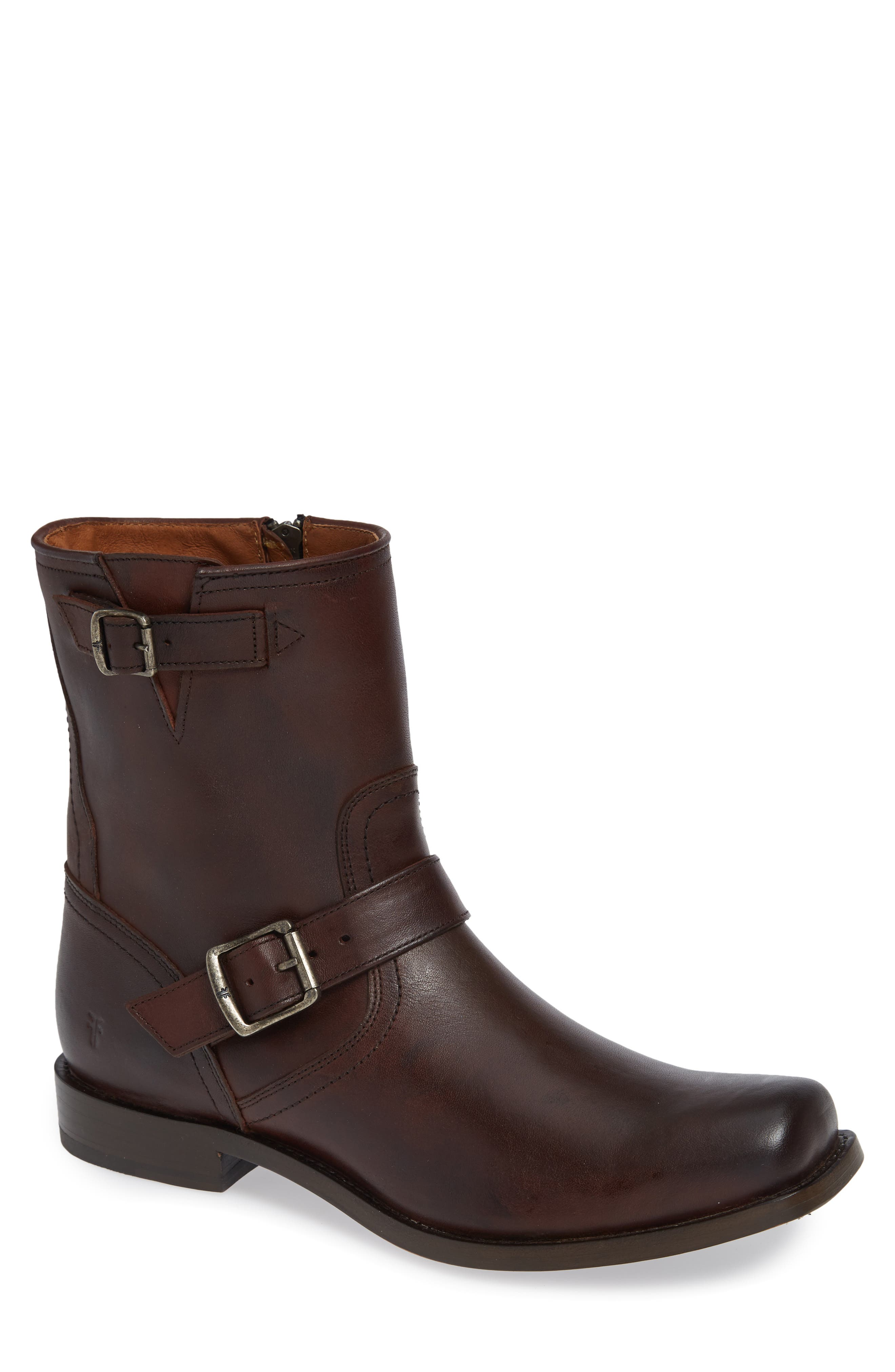Smith Engineer Boot,                         Main,                         color, BROWN