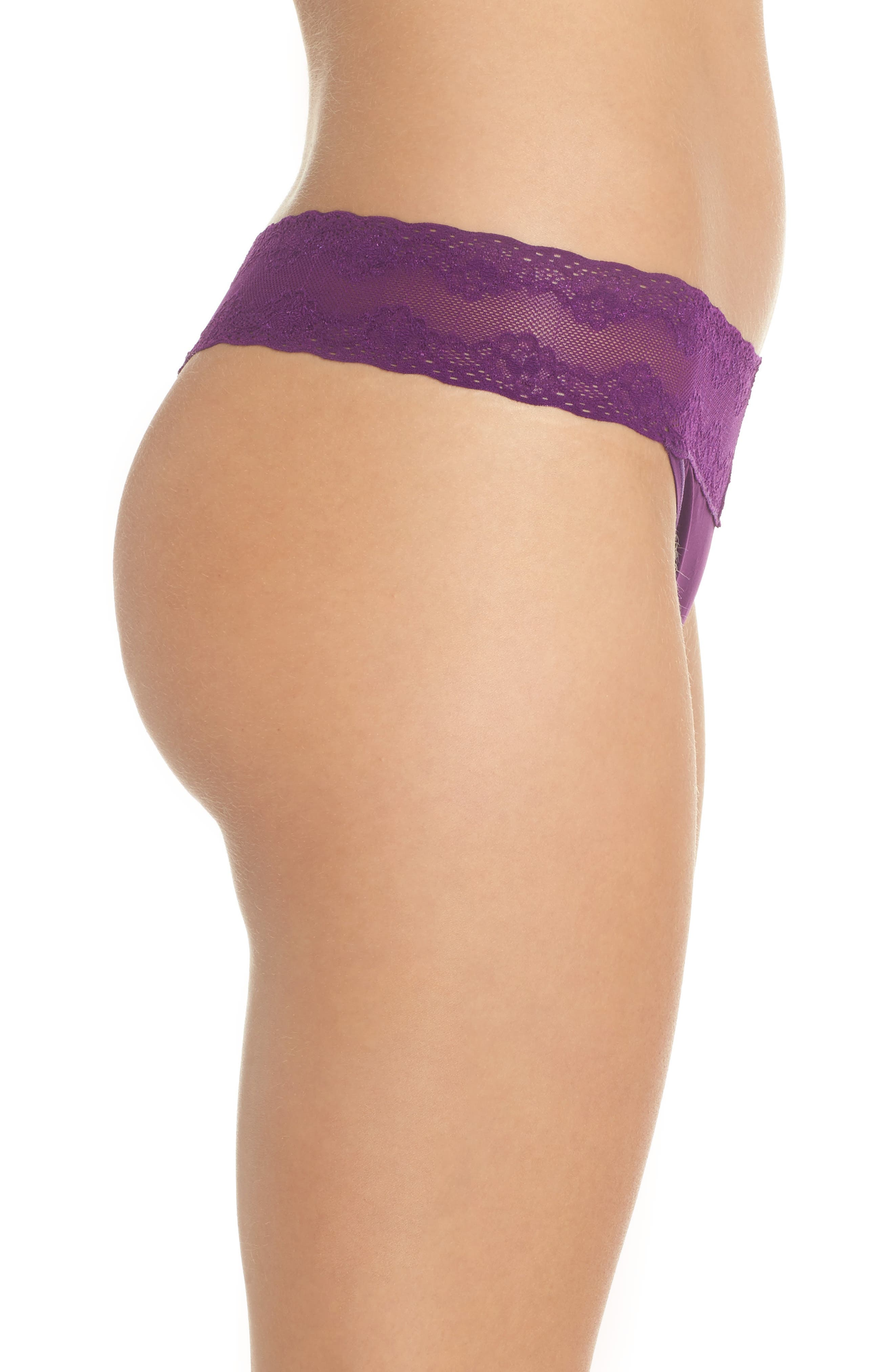 Bliss Perfection Thong,                             Alternate thumbnail 219, color,
