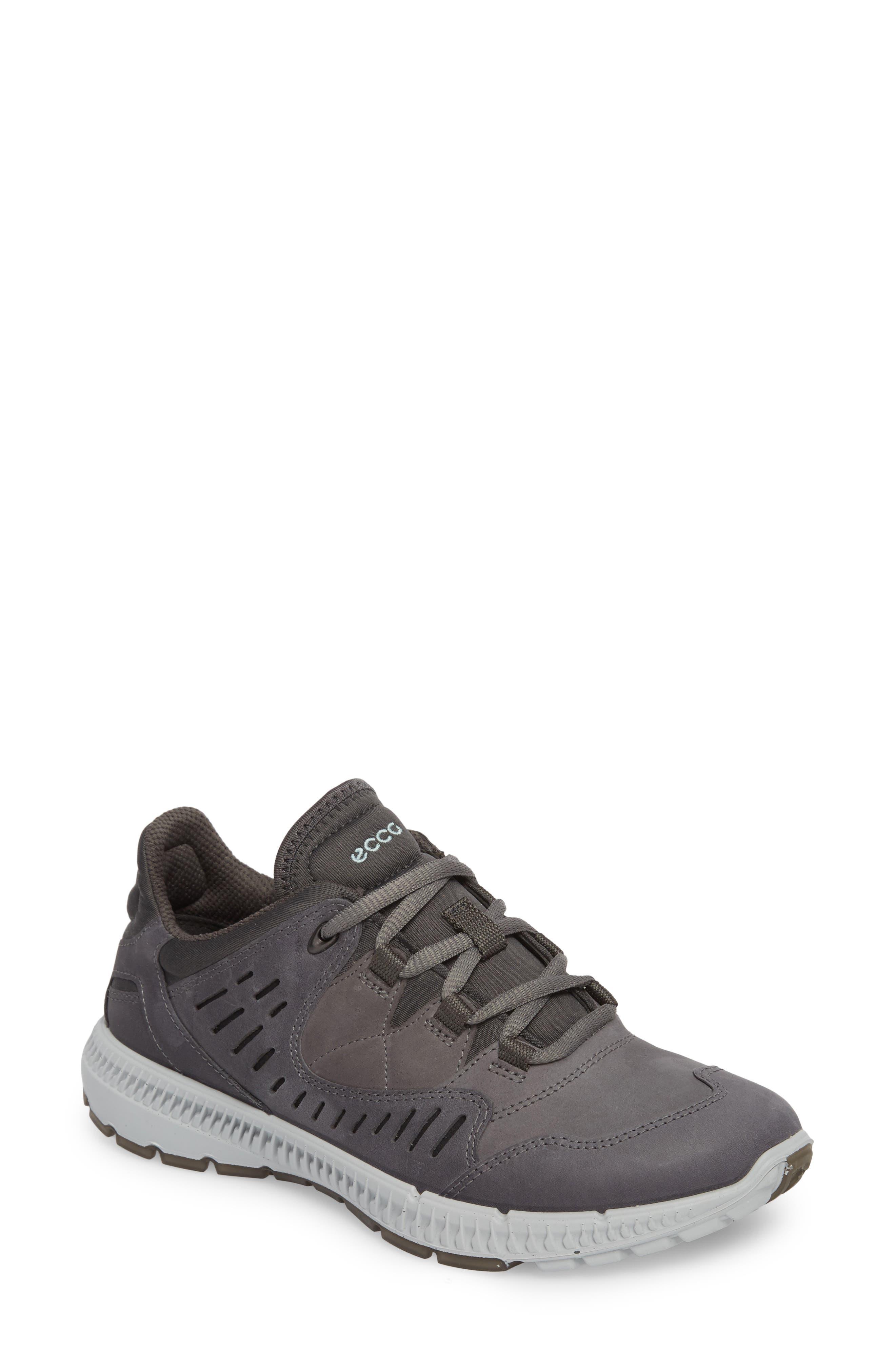 Terrawalk Sneaker,                         Main,                         color, TITANIUM LEATHER