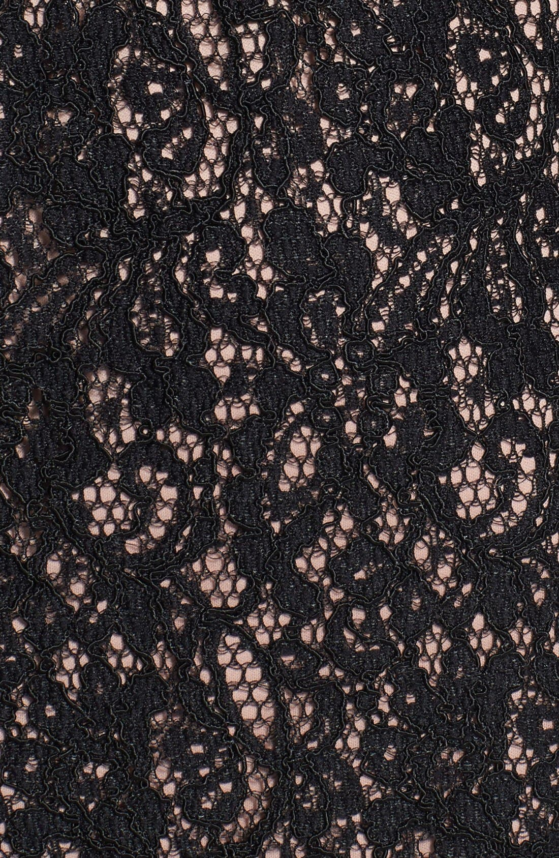 Boatneck Lace Sheath Dress,                             Alternate thumbnail 39, color,