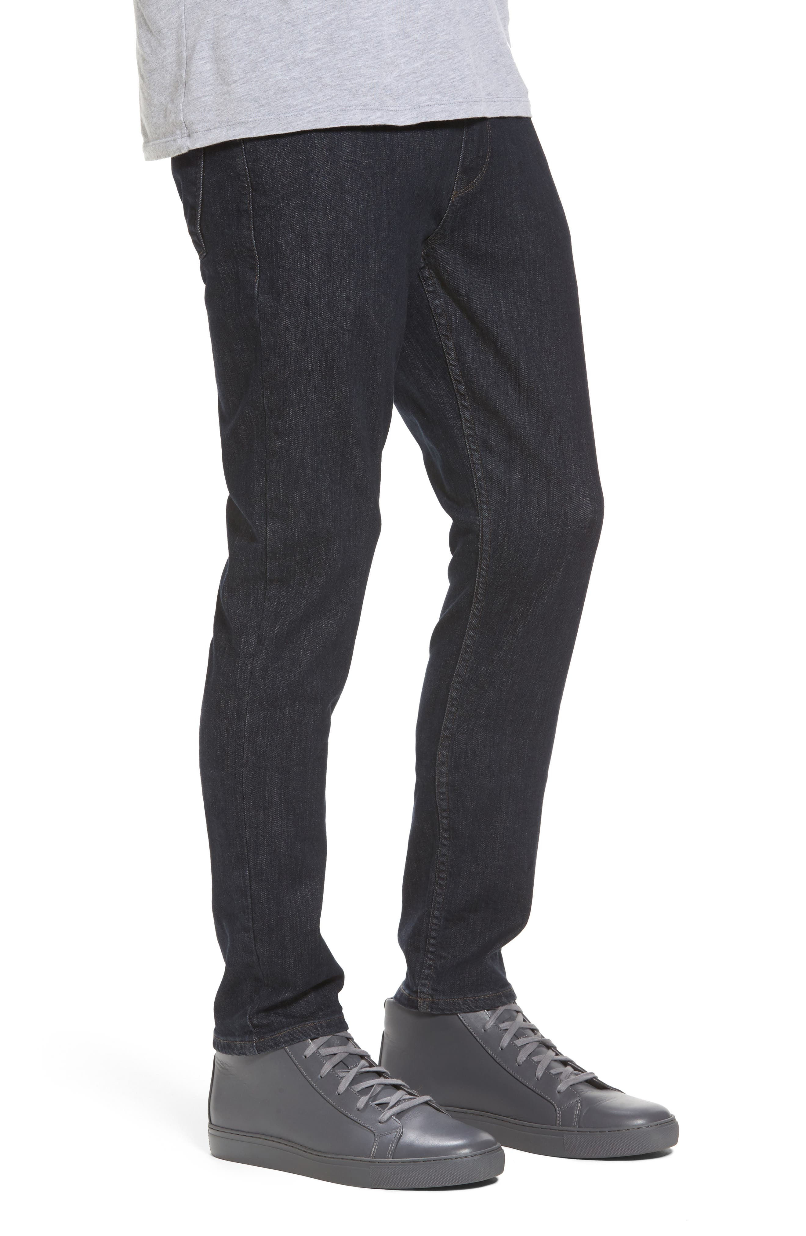 Legacy - Croft Skinny Fit Jeans,                             Alternate thumbnail 3, color,                             400