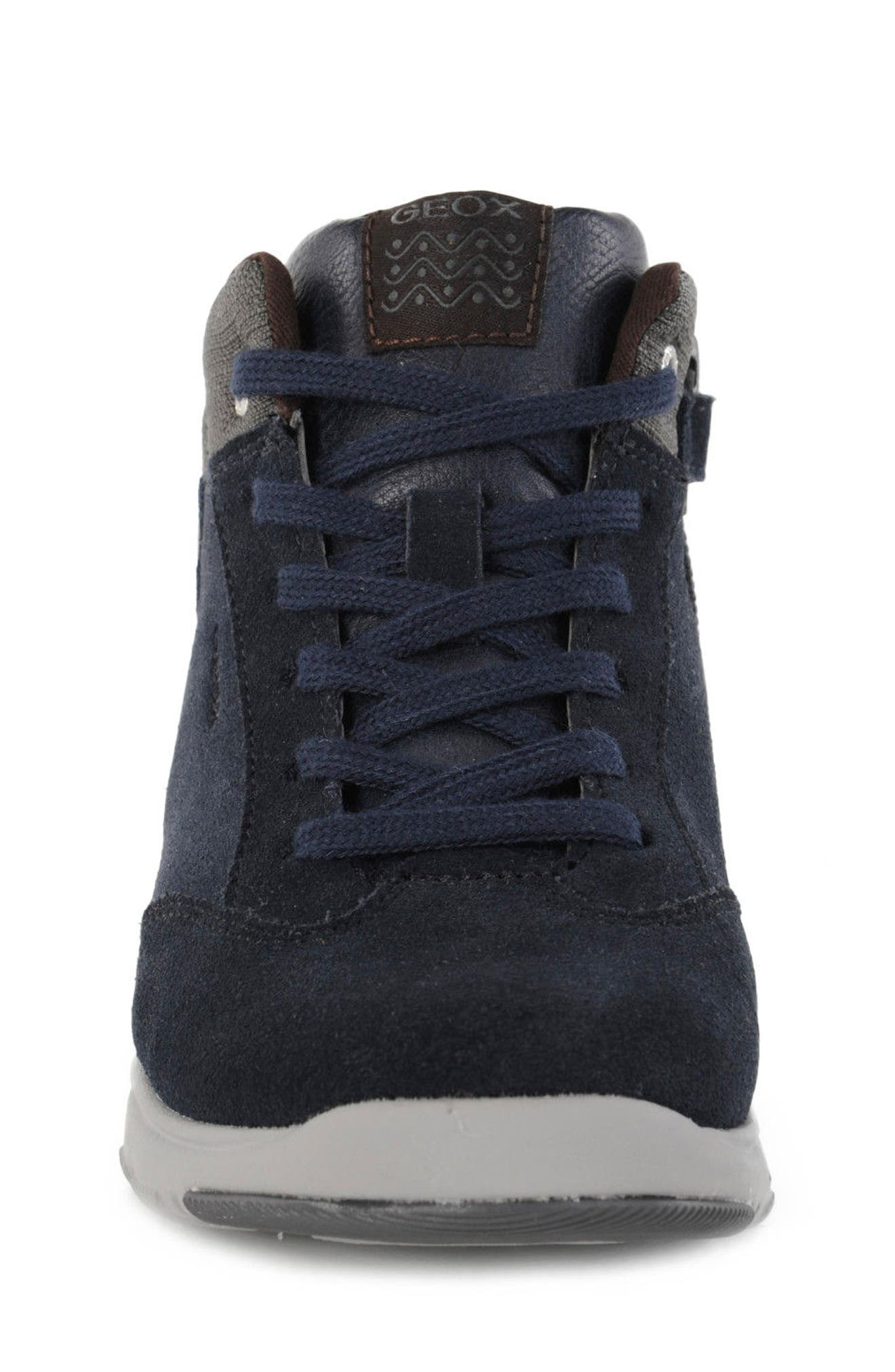 Xunday Mid Top Sneaker,                             Alternate thumbnail 12, color,
