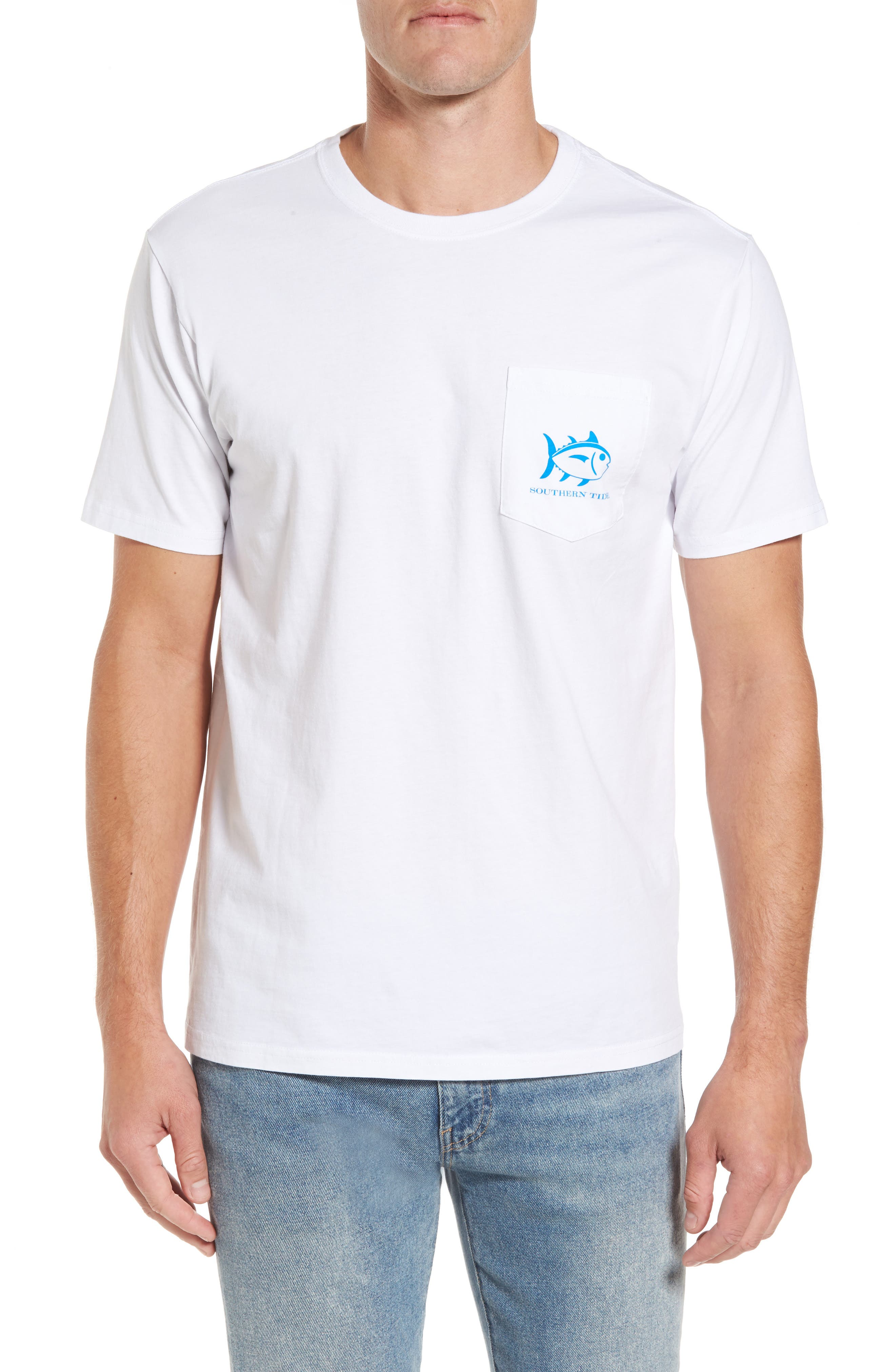 Day on the Water T-Shirt,                         Main,                         color, 107