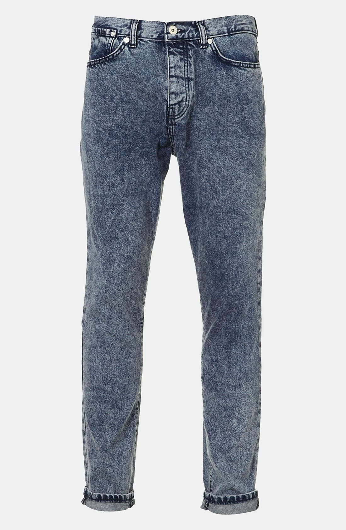 Vintage Skinny Jeans,                             Alternate thumbnail 5, color,