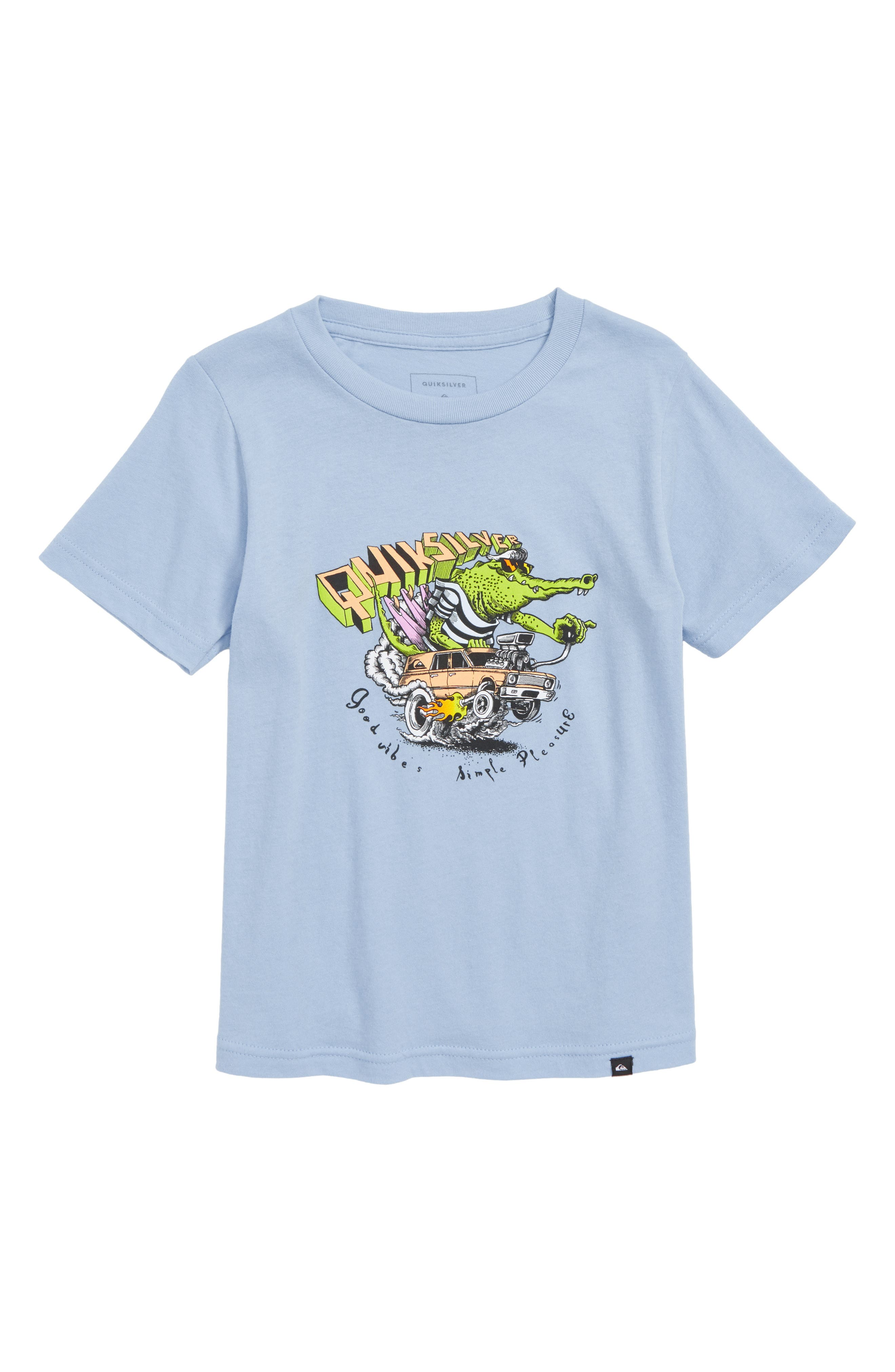 Crocodile Farwest Graphic T-Shirt,                         Main,                         color, 427