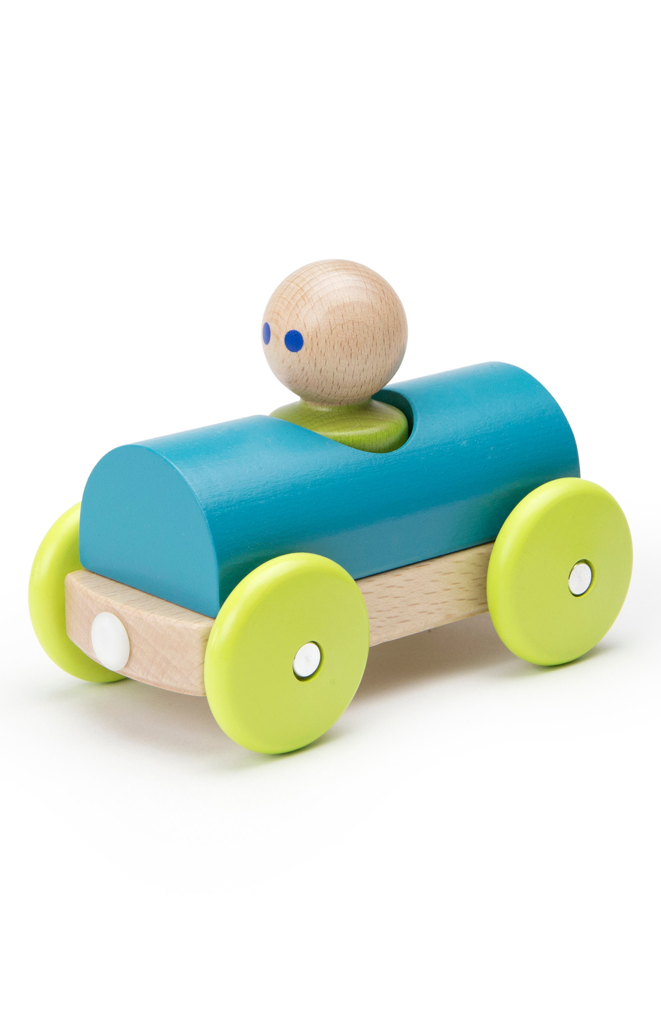 Half Pipe Magnetic Racer Toy,                             Main thumbnail 1, color,                             RAINBOW