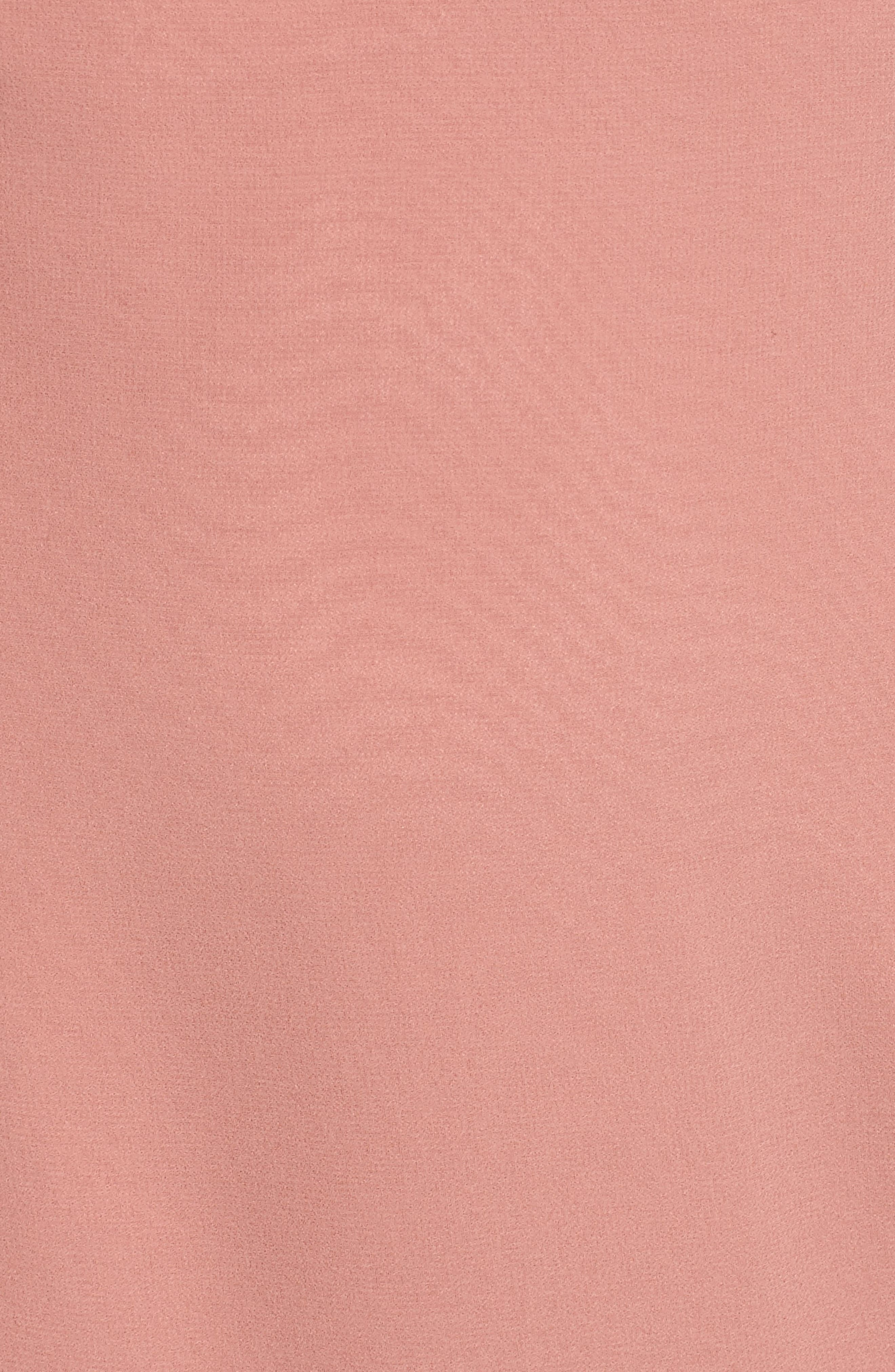 Last Dance Pleated Ruffle Minidress,                             Alternate thumbnail 5, color,                             650
