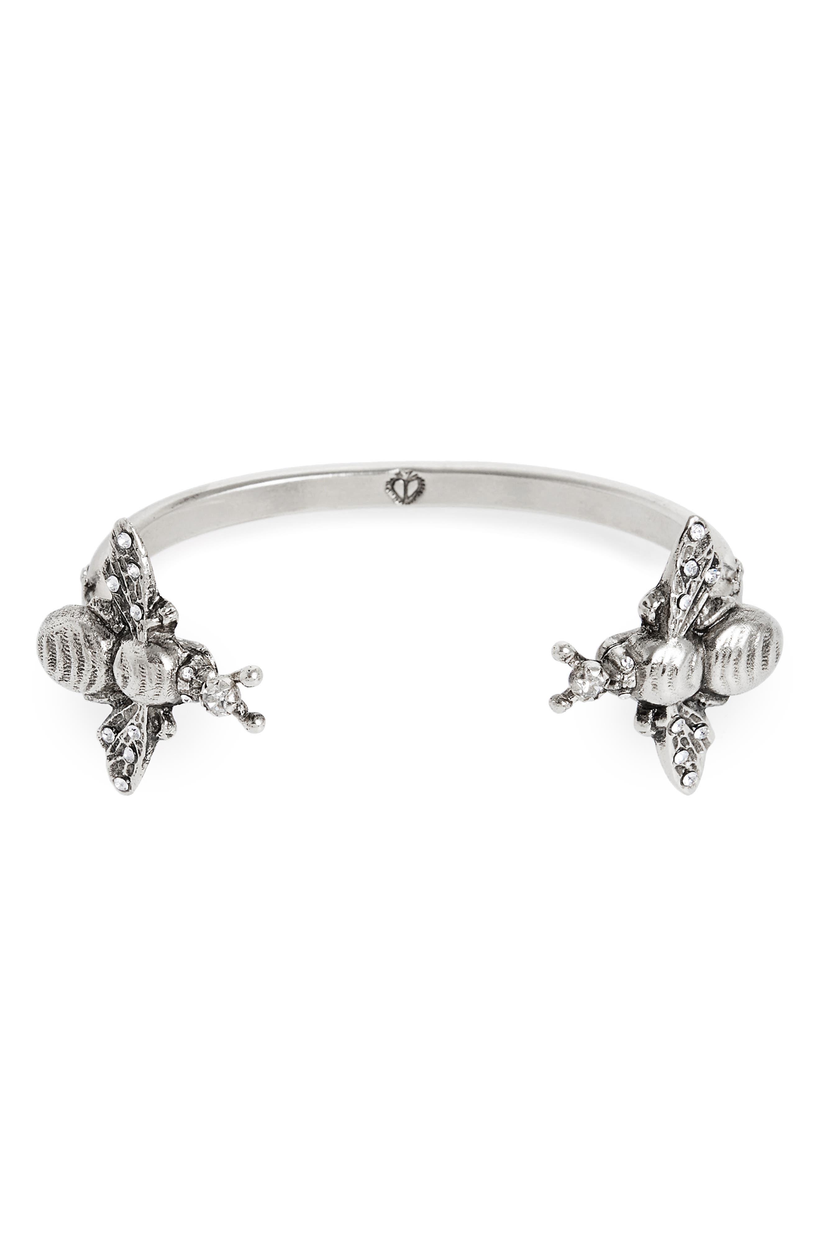 Bee Mine Cuff Bracelet,                         Main,                         color,