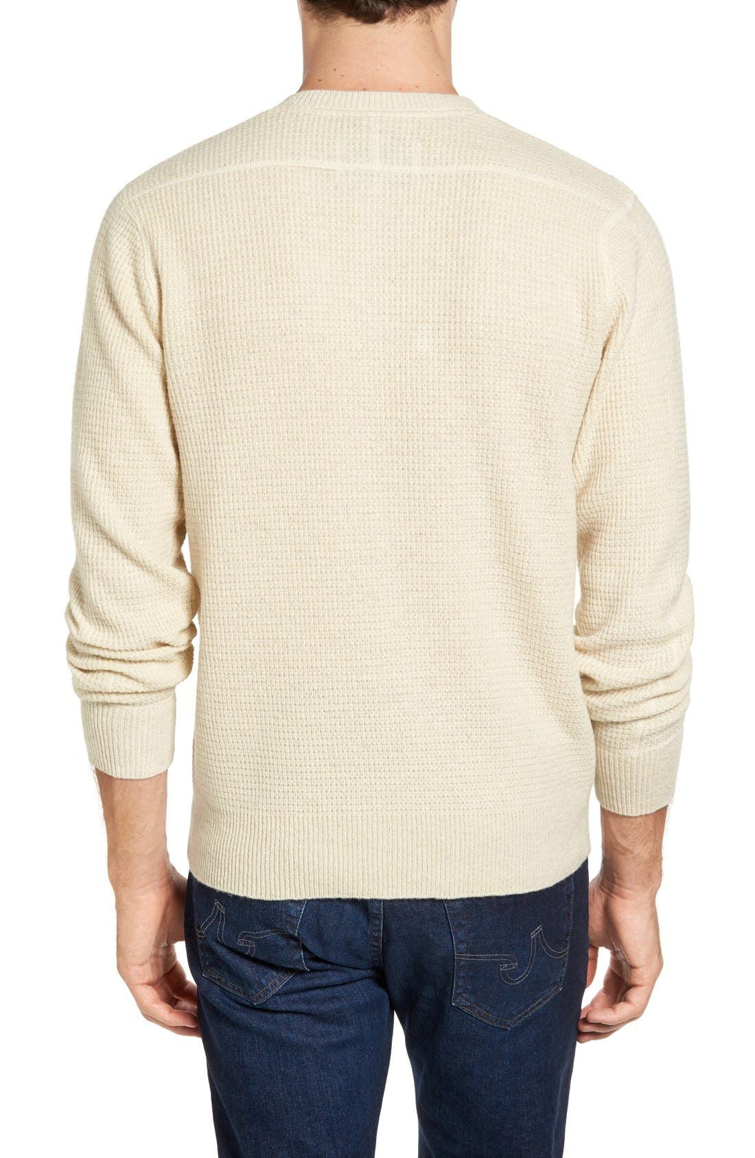 Thermal Henley,                             Alternate thumbnail 13, color,