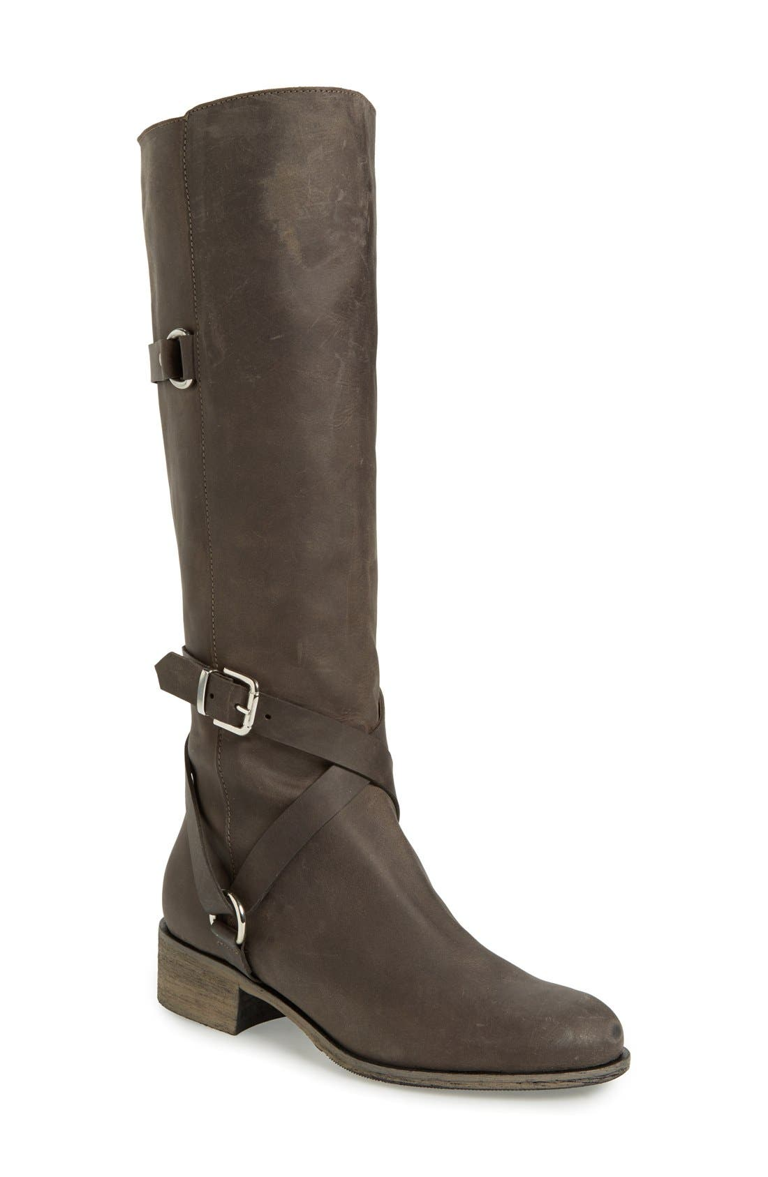 'Germana' Riding Boot, Main, color, 001