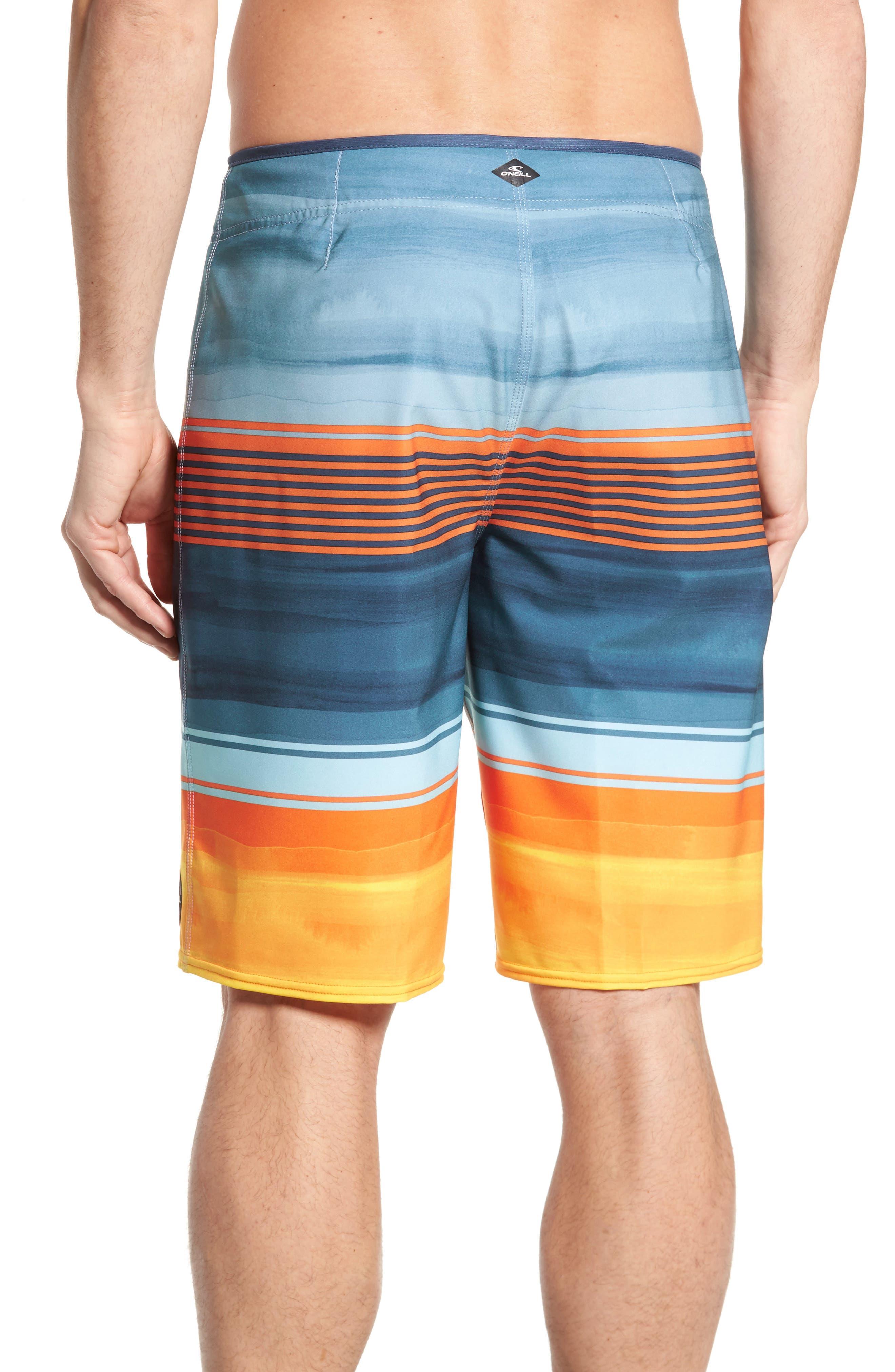 Hyperfreak Heist Board Shorts,                             Alternate thumbnail 10, color,