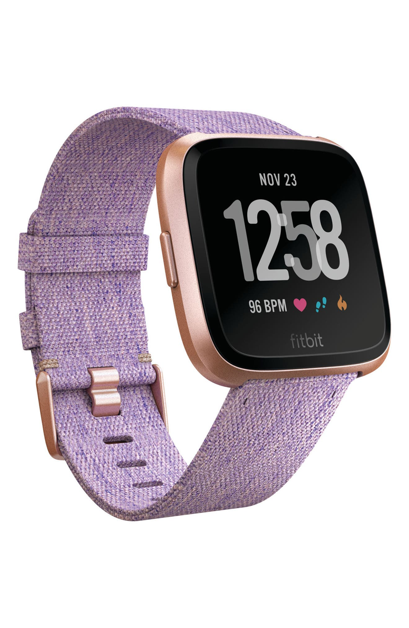 Versa Special Edition Smartwatch,                             Main thumbnail 1, color,                             LAVENDER